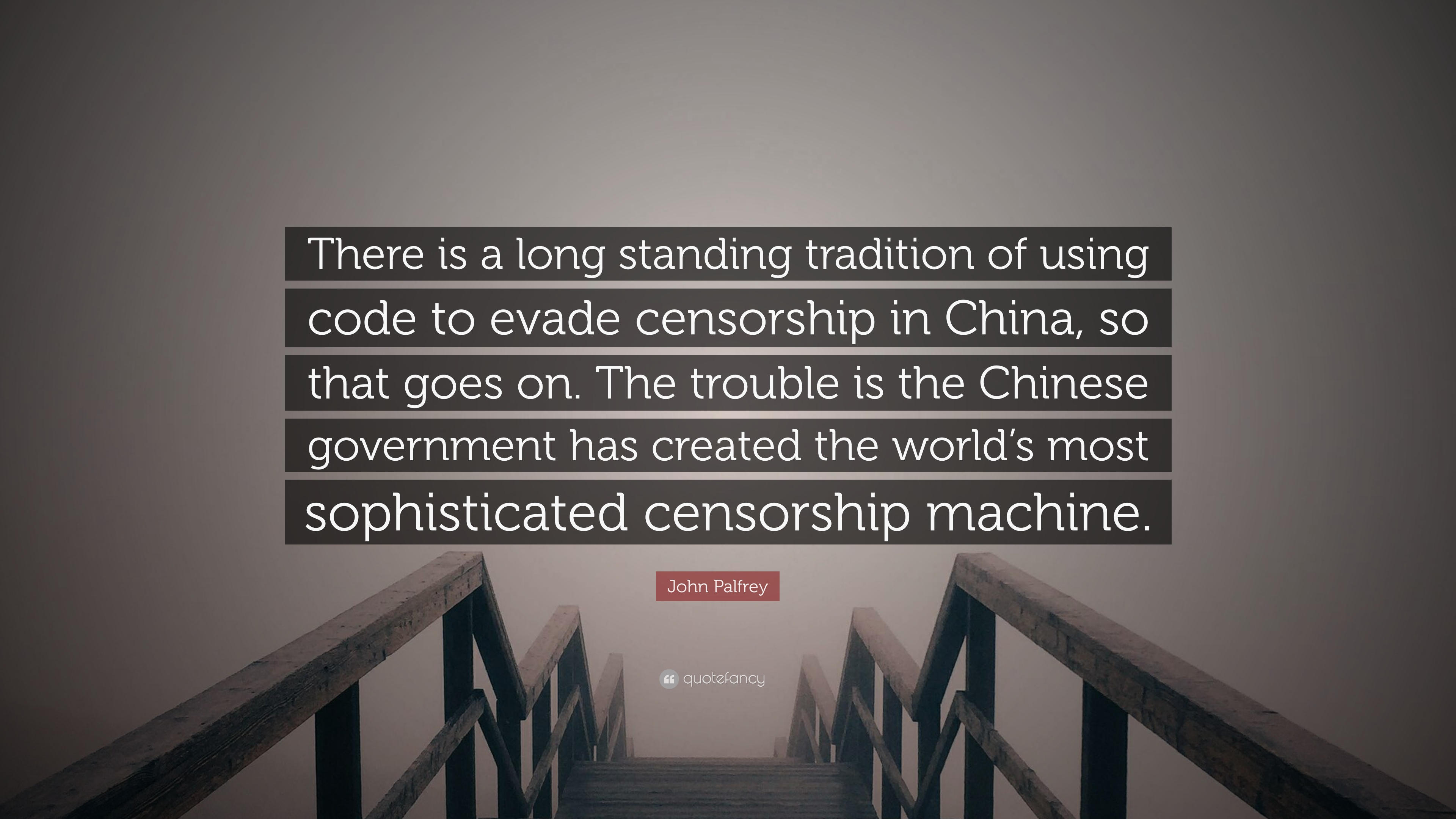John palfrey quote there is a long standing tradition of using john palfrey quote there is a long standing tradition of using code to evade altavistaventures Choice Image