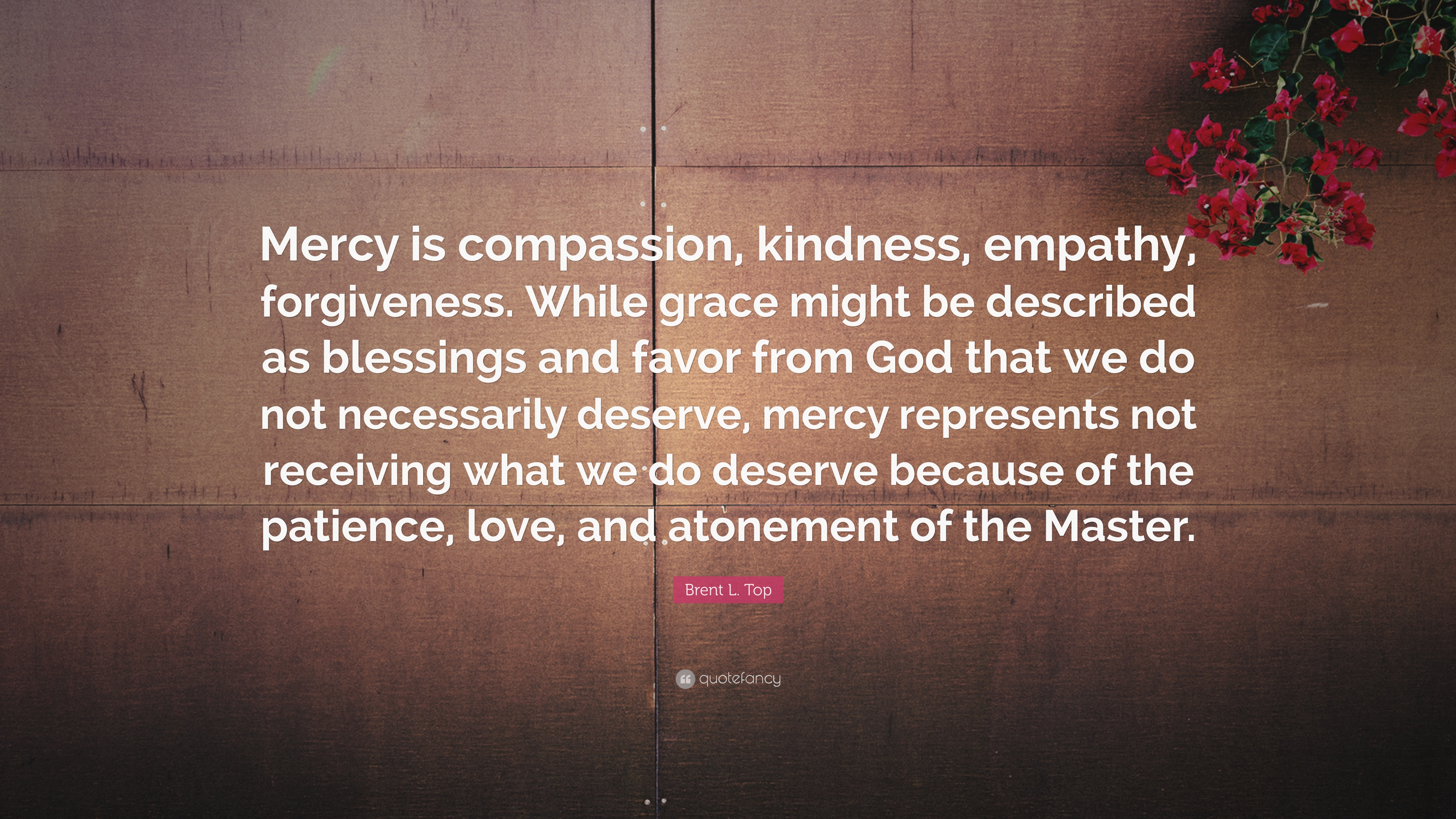 What is mercy and compassion 94