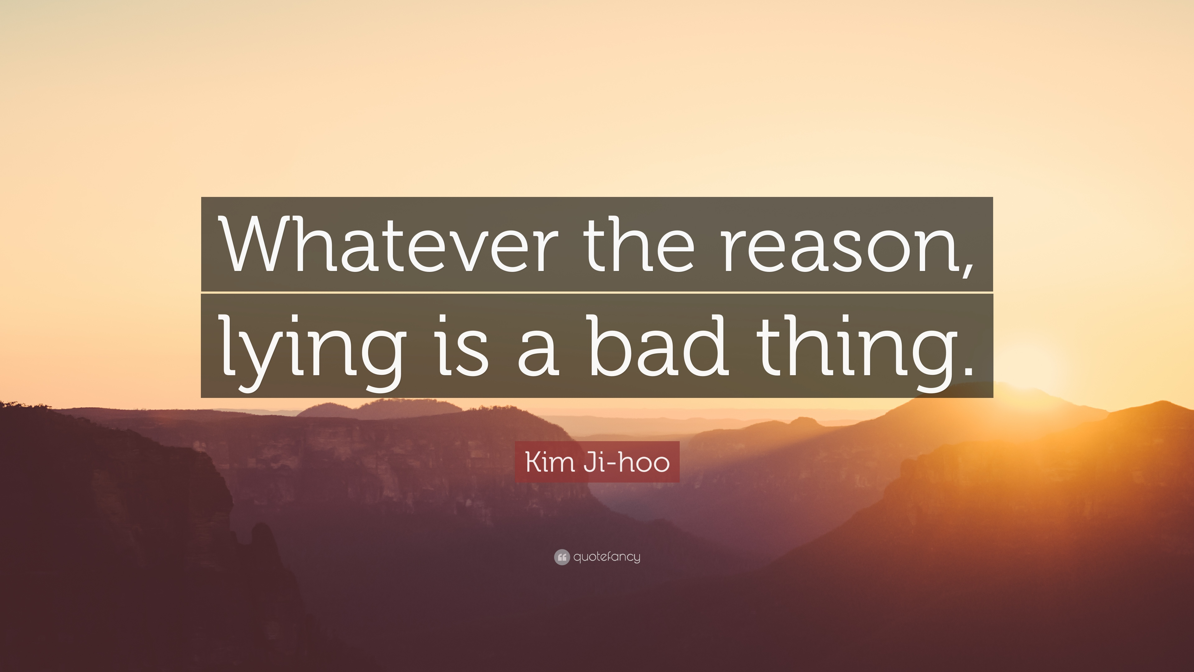 Is bad quotes lying 80 Best