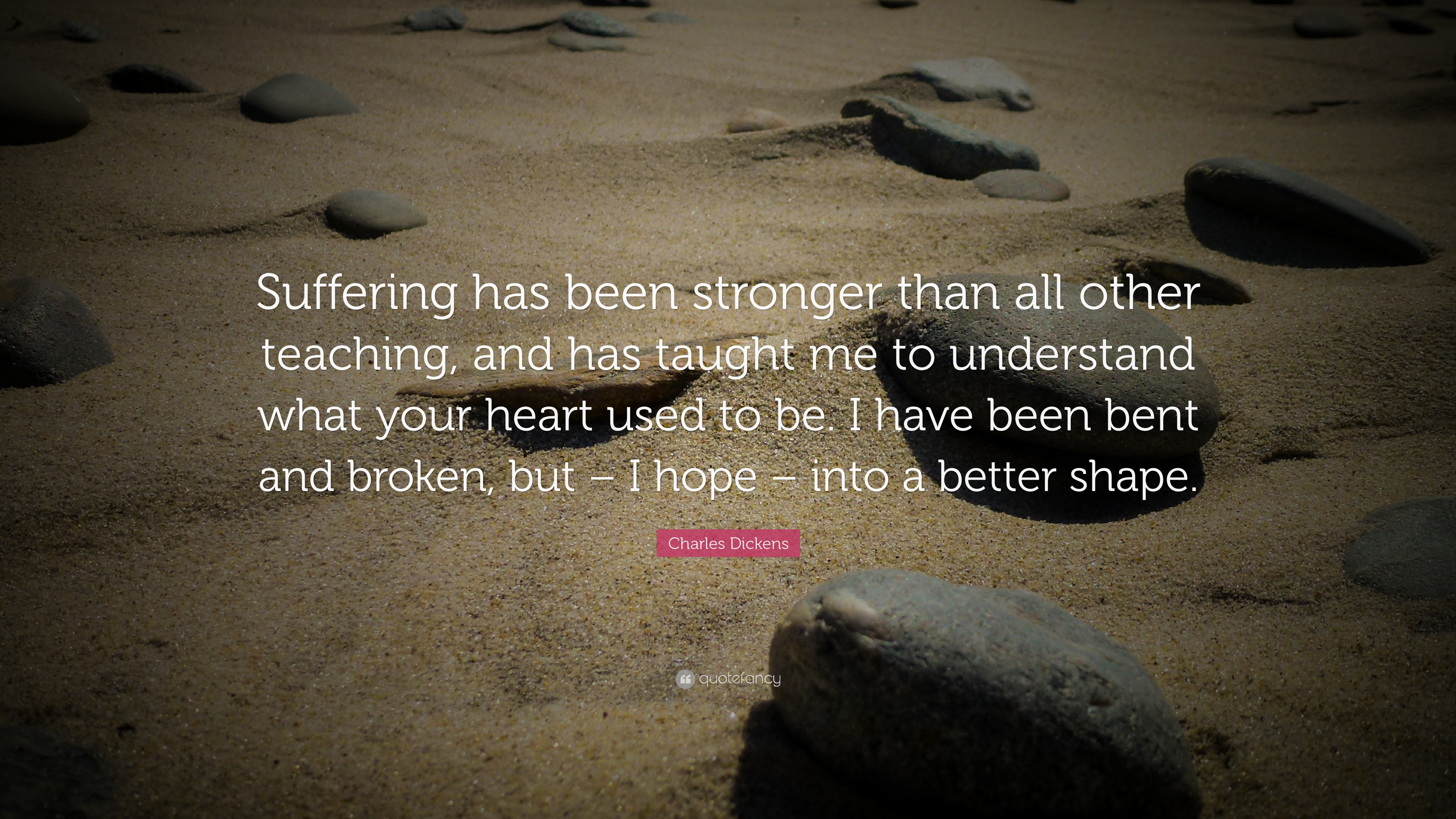 Suffering and hope essay