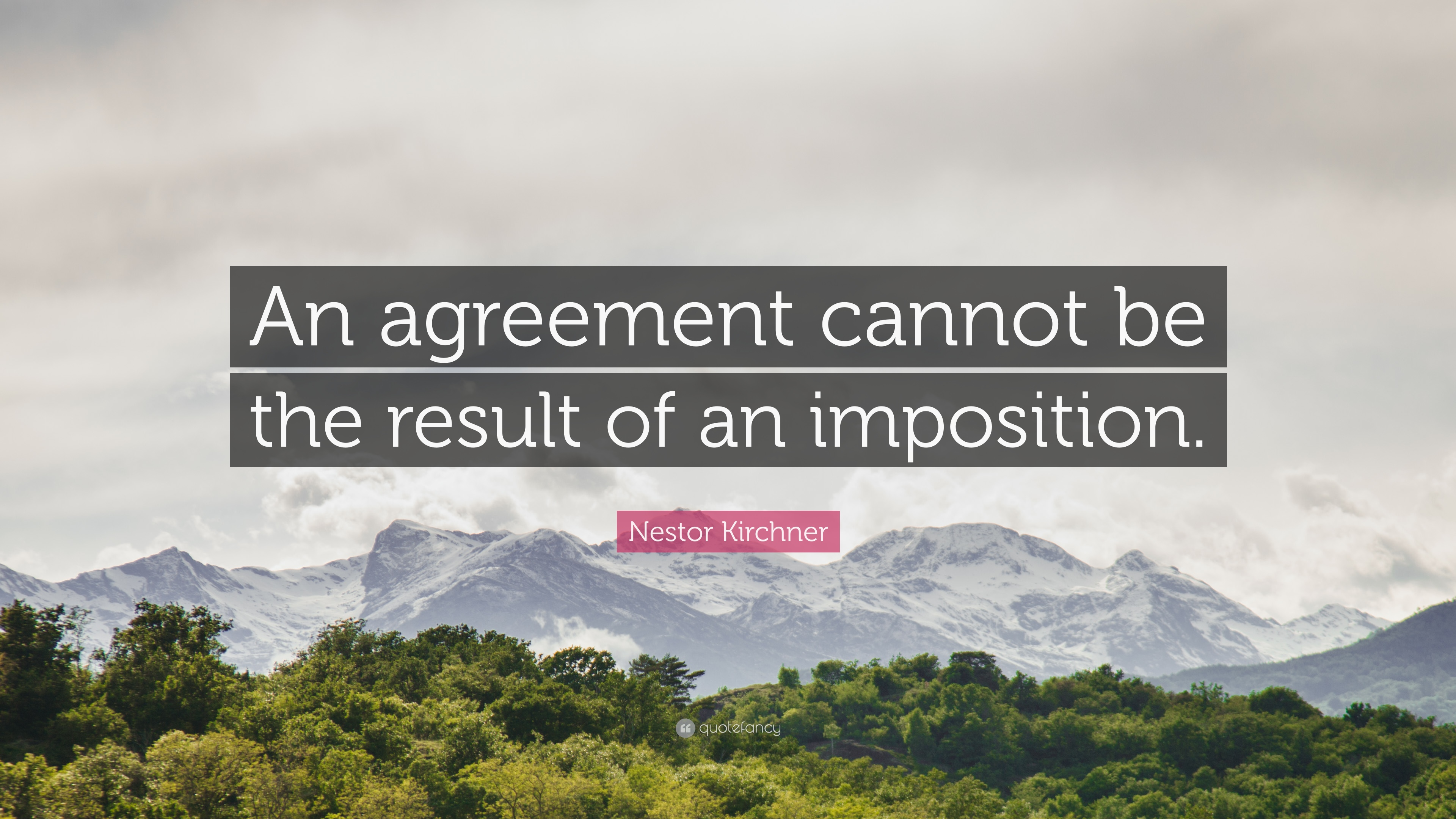Nestor Kirchner Quotes 2 Wallpapers Quotefancy