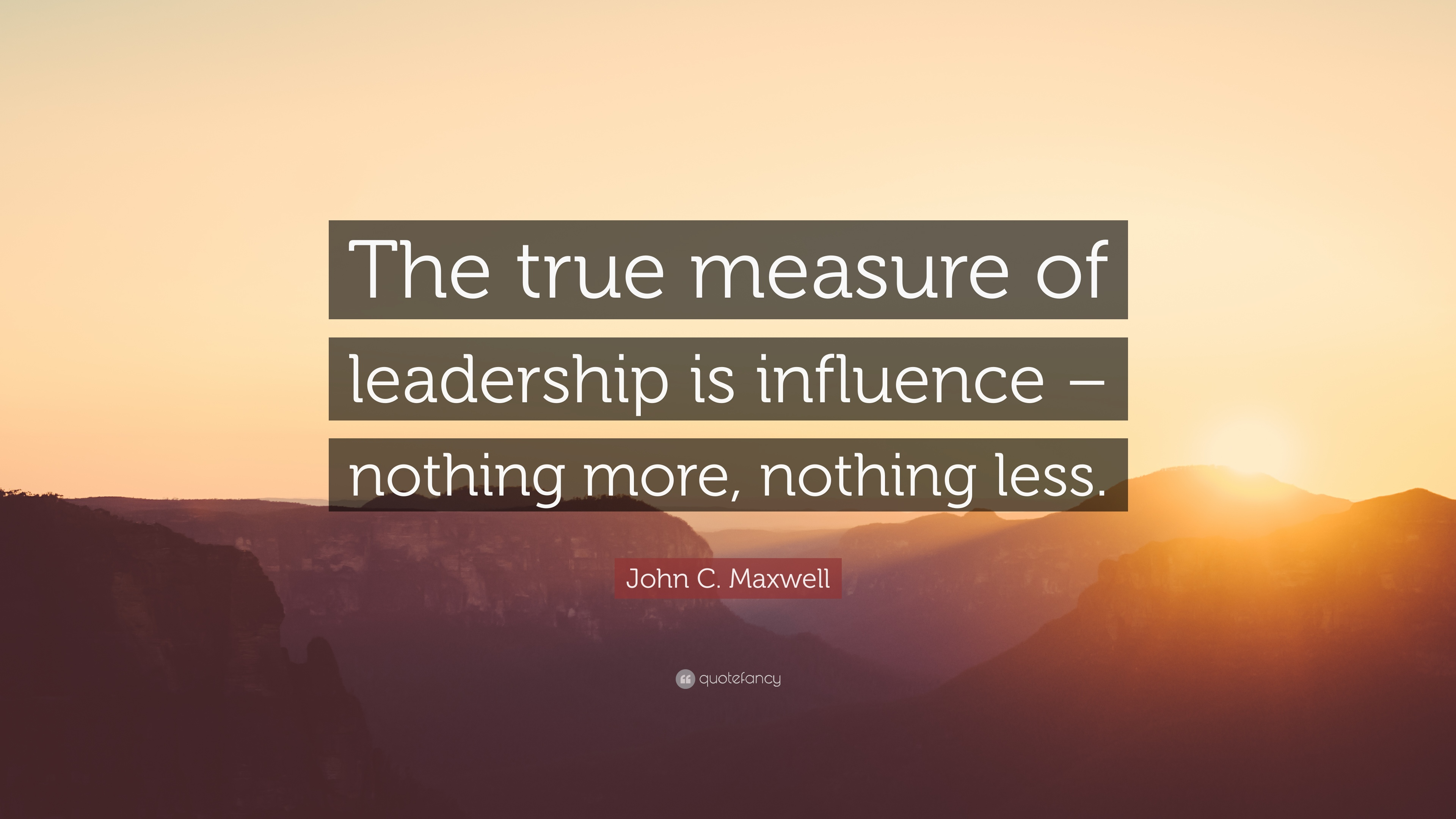 an essay on the true measure of a leader and leadership This paper is an examination of the requirements for effective servant leadership by individuals who share a passion for people with a drive to fulfill a purpose.