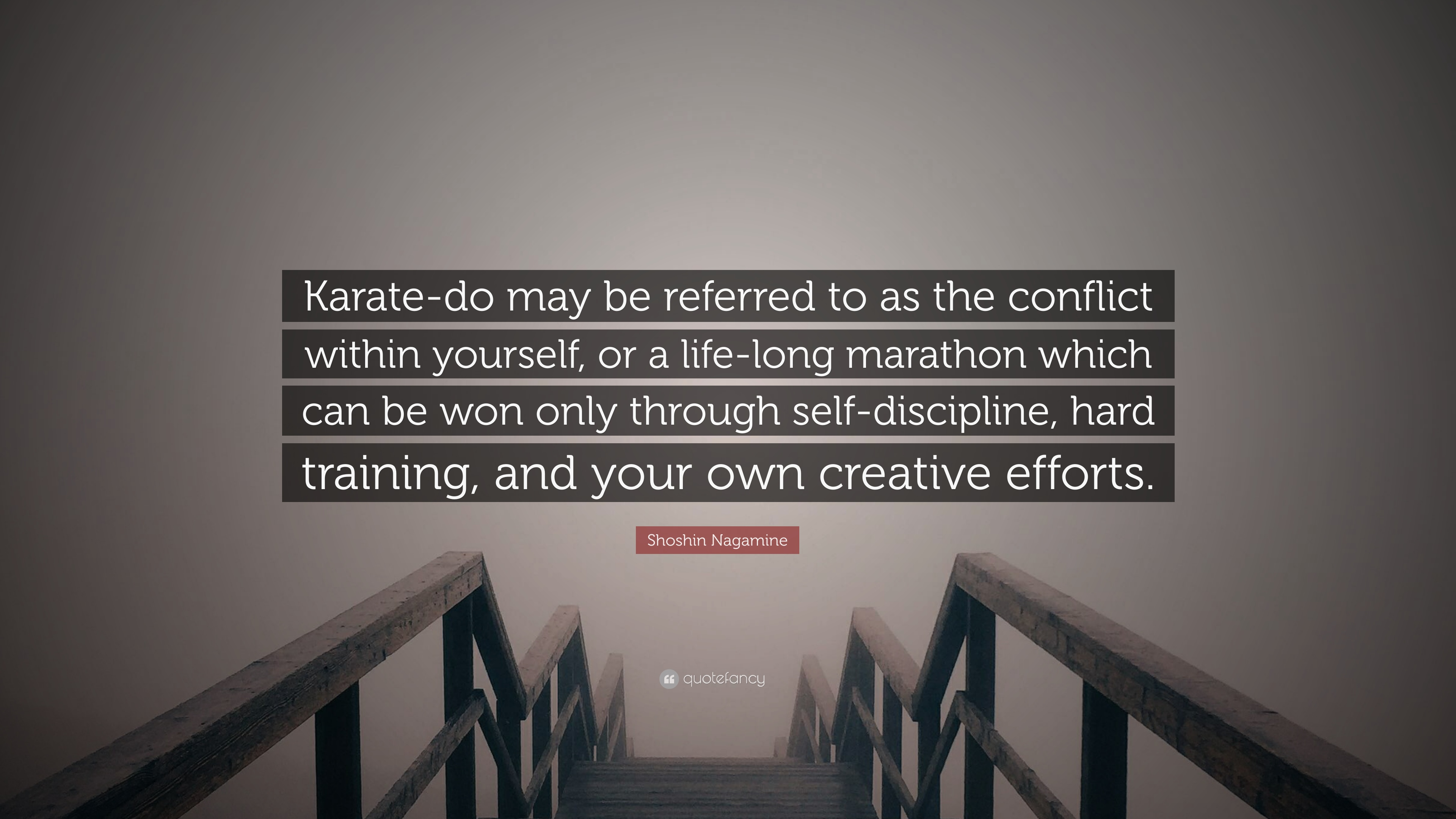 Shoshin Nagamine Quotes 3 Wallpapers Quotefancy