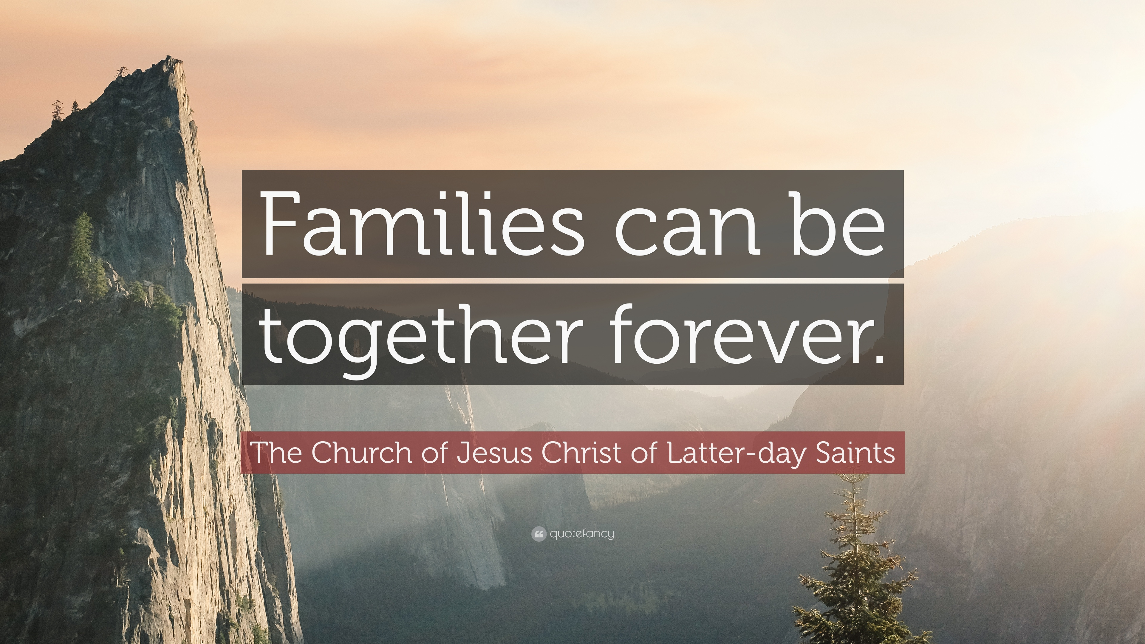 The Church of Jesus Christ of Latter-day Saints Quote ...