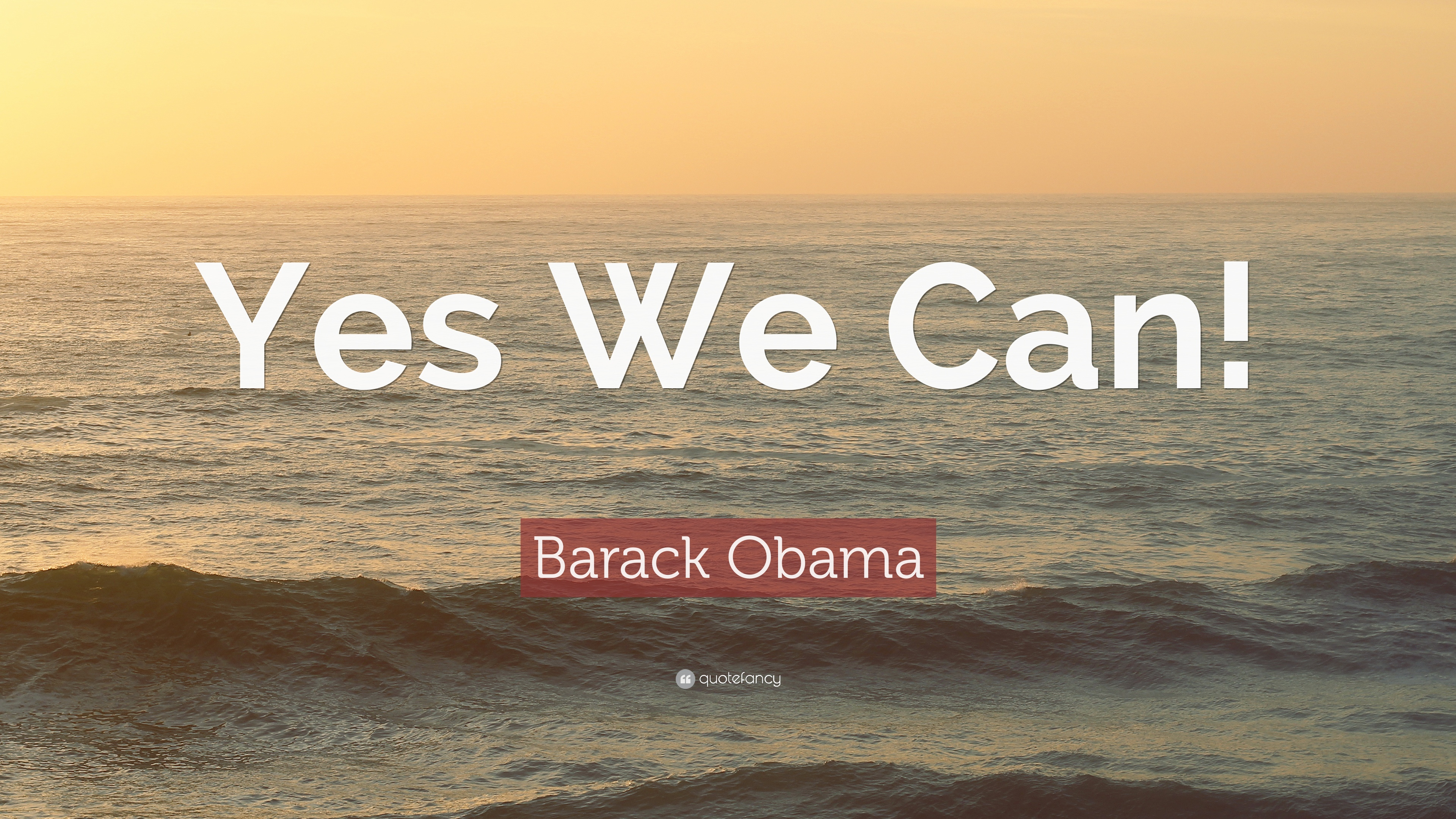 Barack Obama Quote Yes We Can 19 Wallpapers Quotefancy