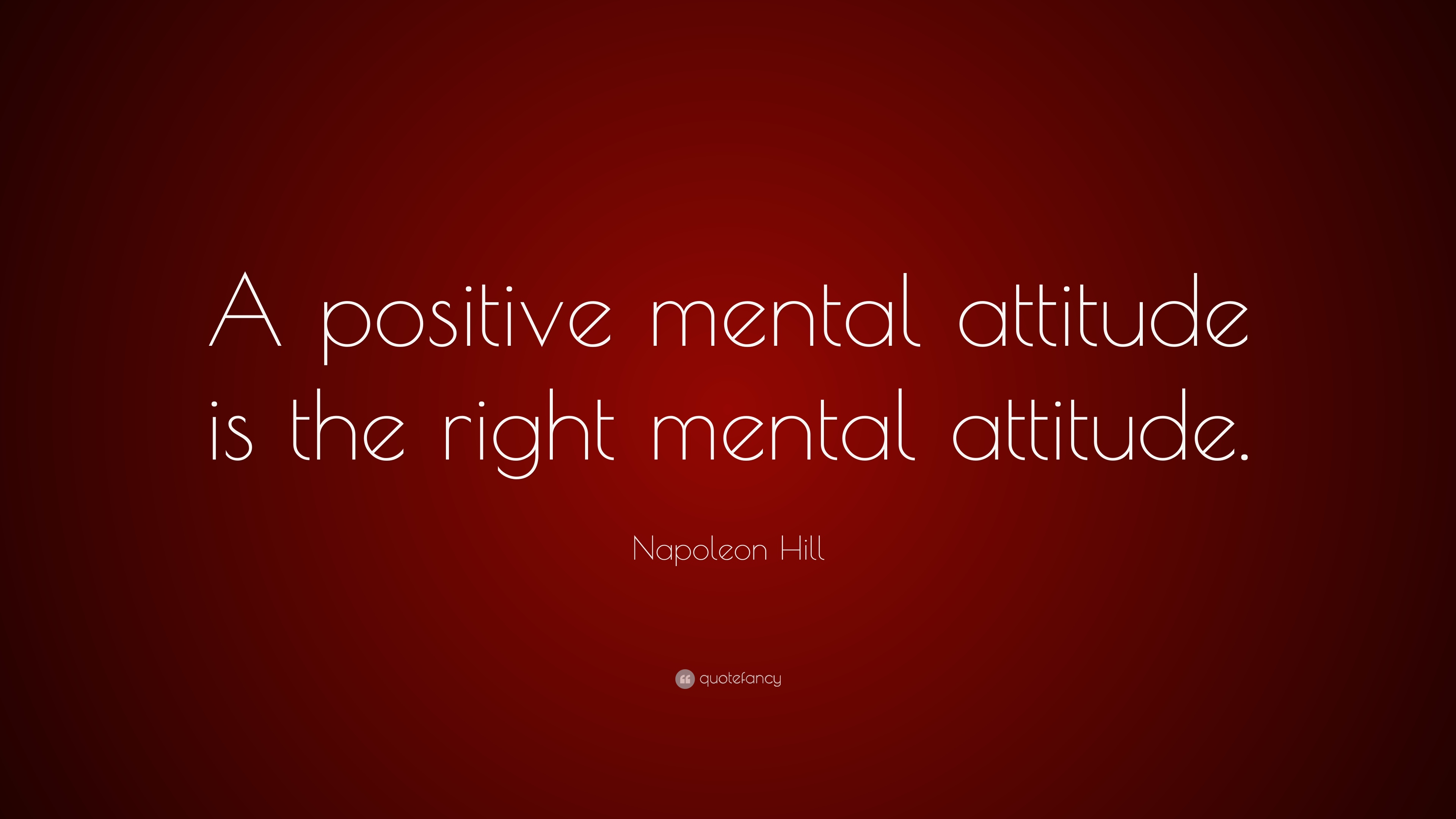 a positive mental attitude A positive mental attitude is the belief that one can increase achievement through optimistic thought processes a positive attitude comes from observational.