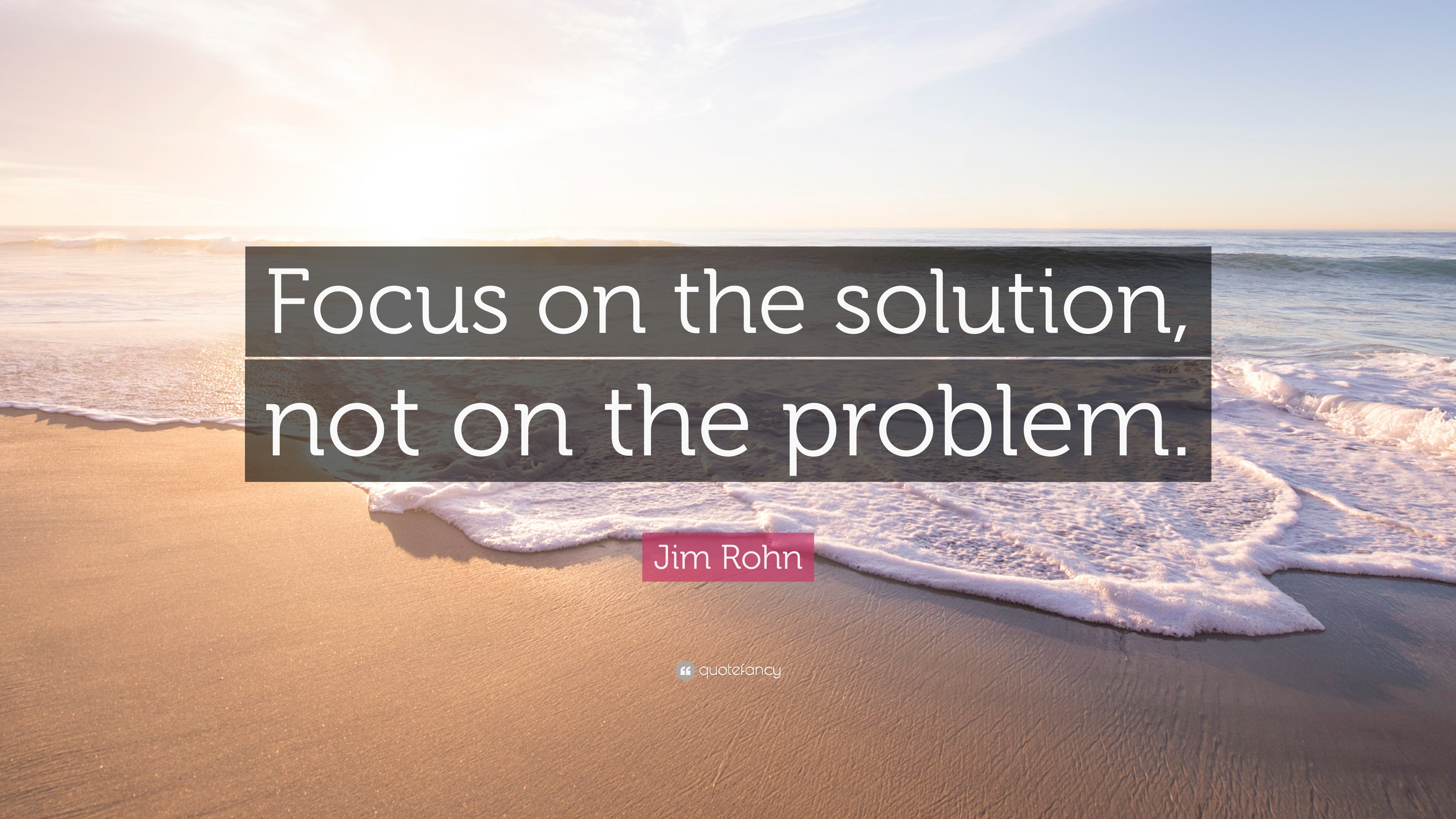 Image result for quote about Focus On Solutions