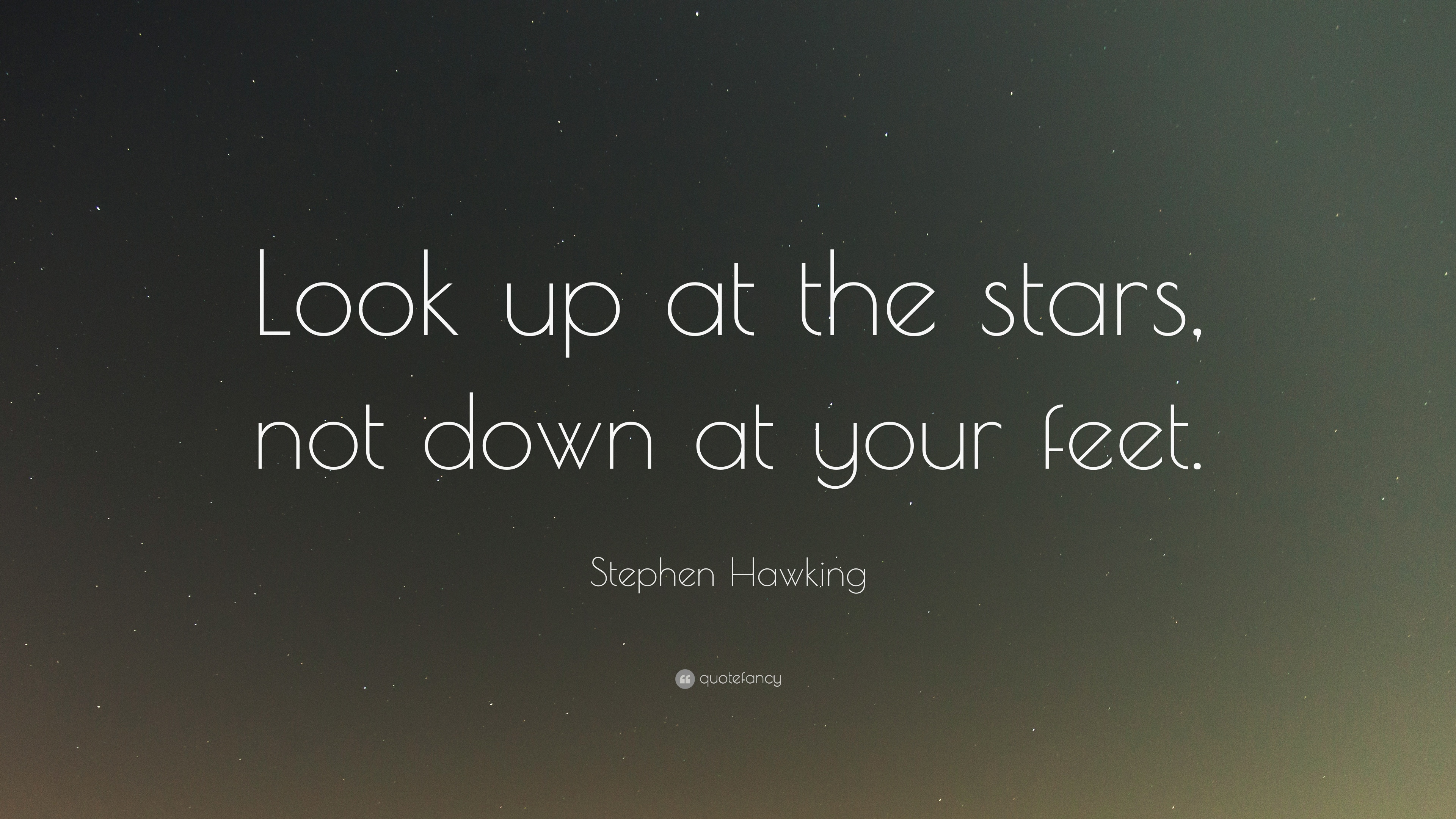 Imágenes De Look Up To The Stars Quotes