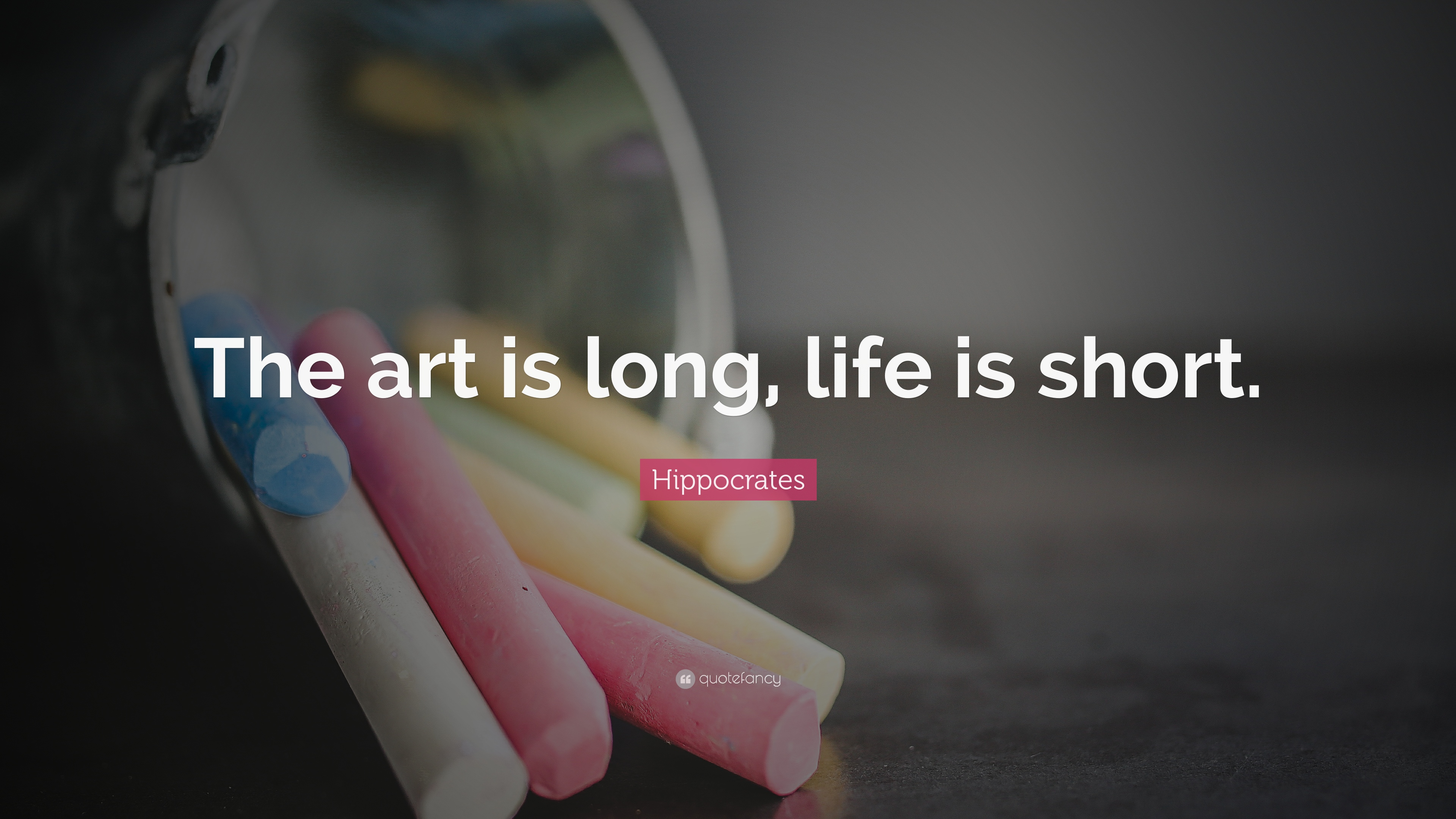 art is long life is short meaning