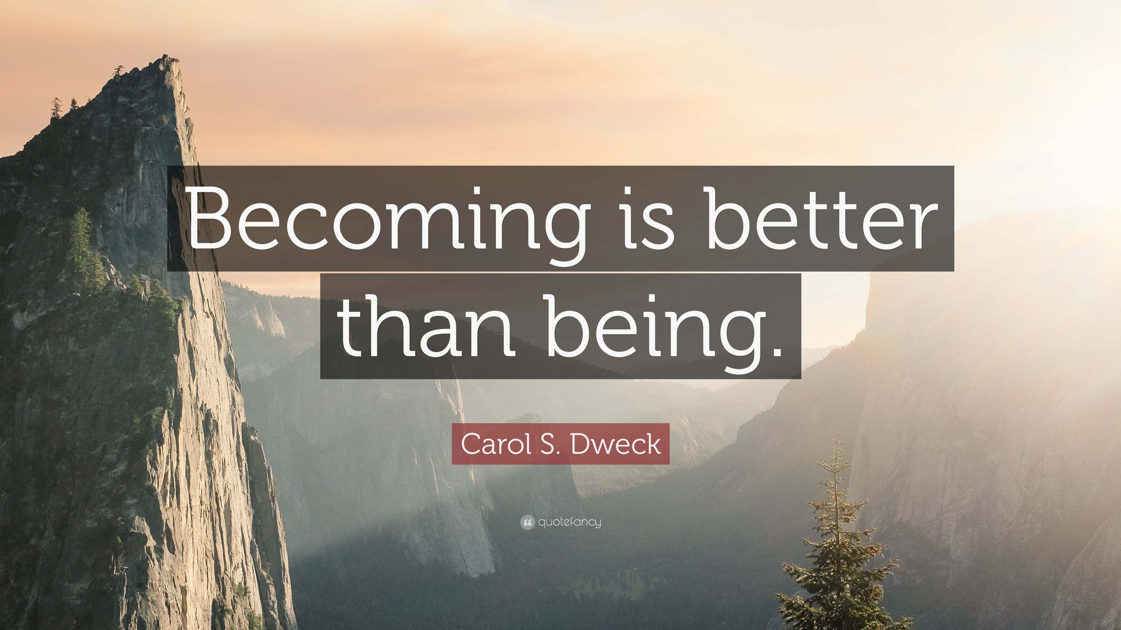 Is Becoming