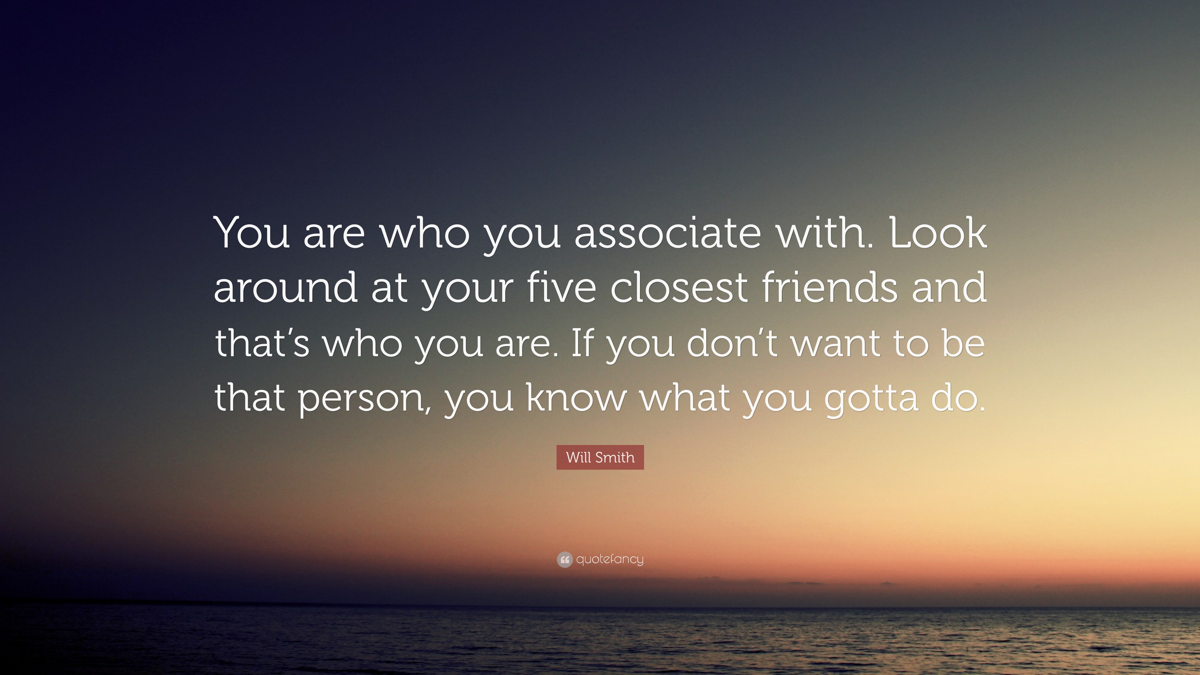 To be who you are 15