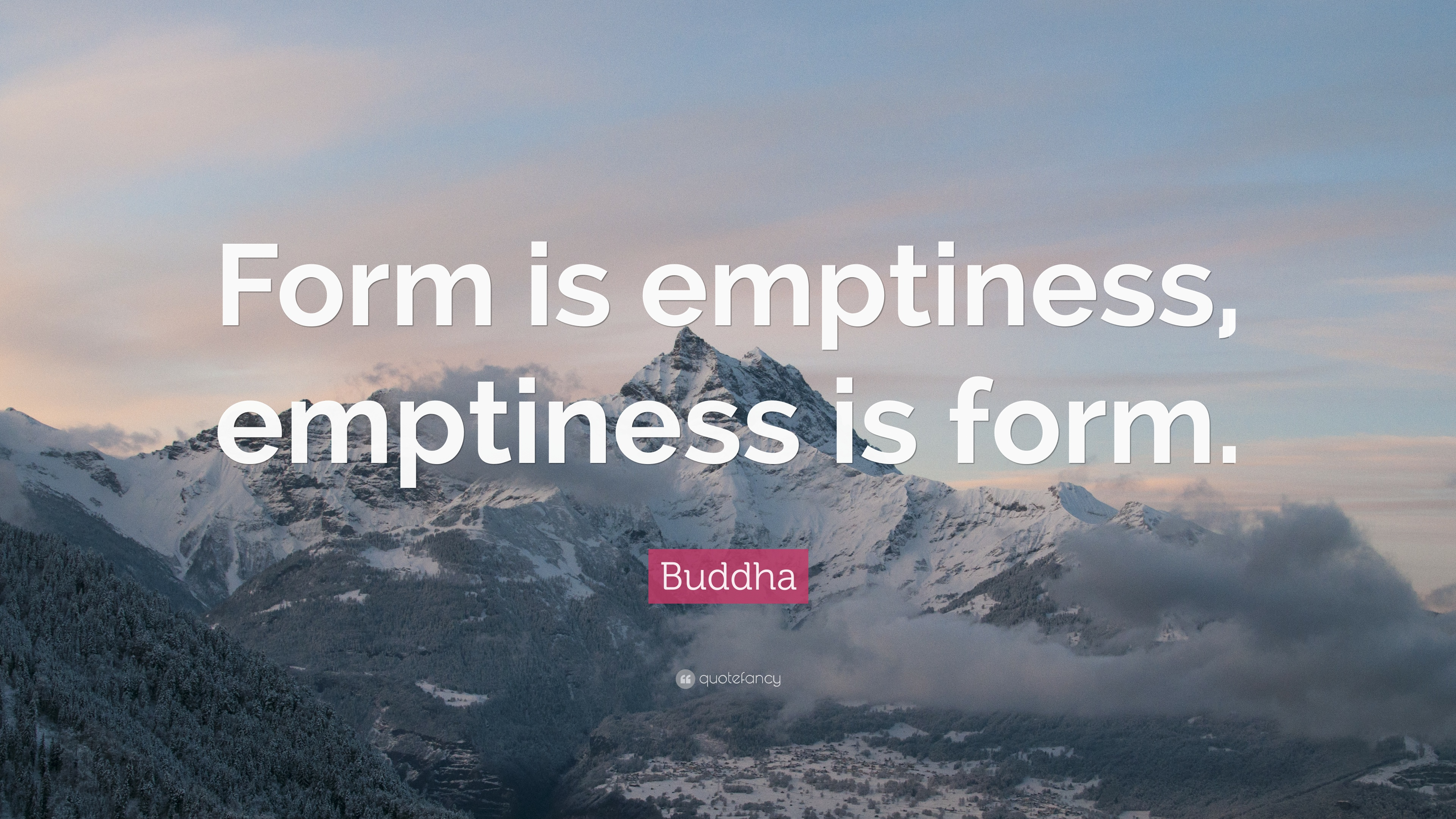 emptiness is form and form is emptiness essay This is the first of several posts examining the question, are brahman and emptiness the same collectively, the posts form an extended essay.
