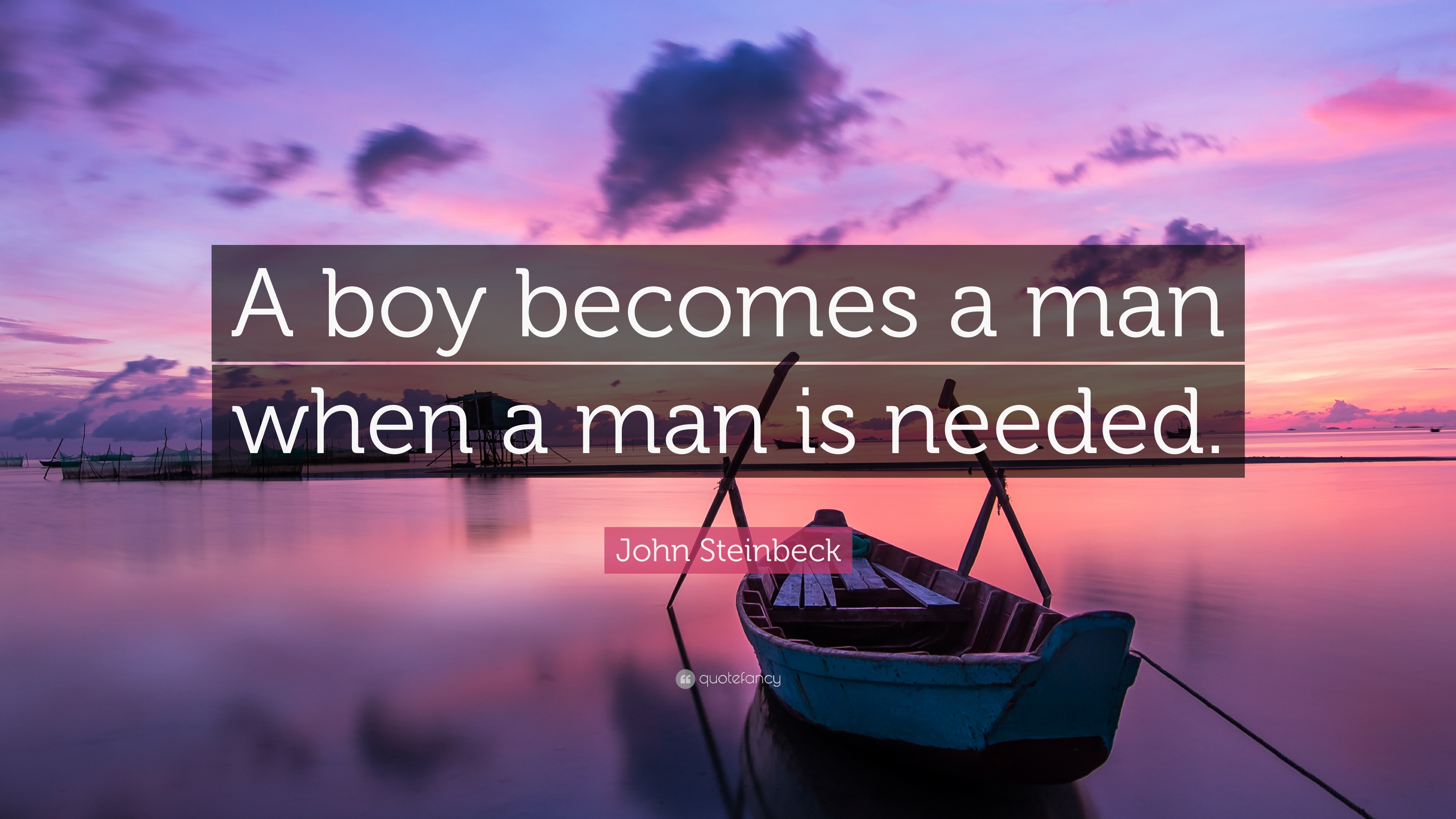 when a boy becomes a man essay How to write an essay throughout your academic career, you will often be asked to write essays you may have to work on an assigned essay for class, enter an essay.