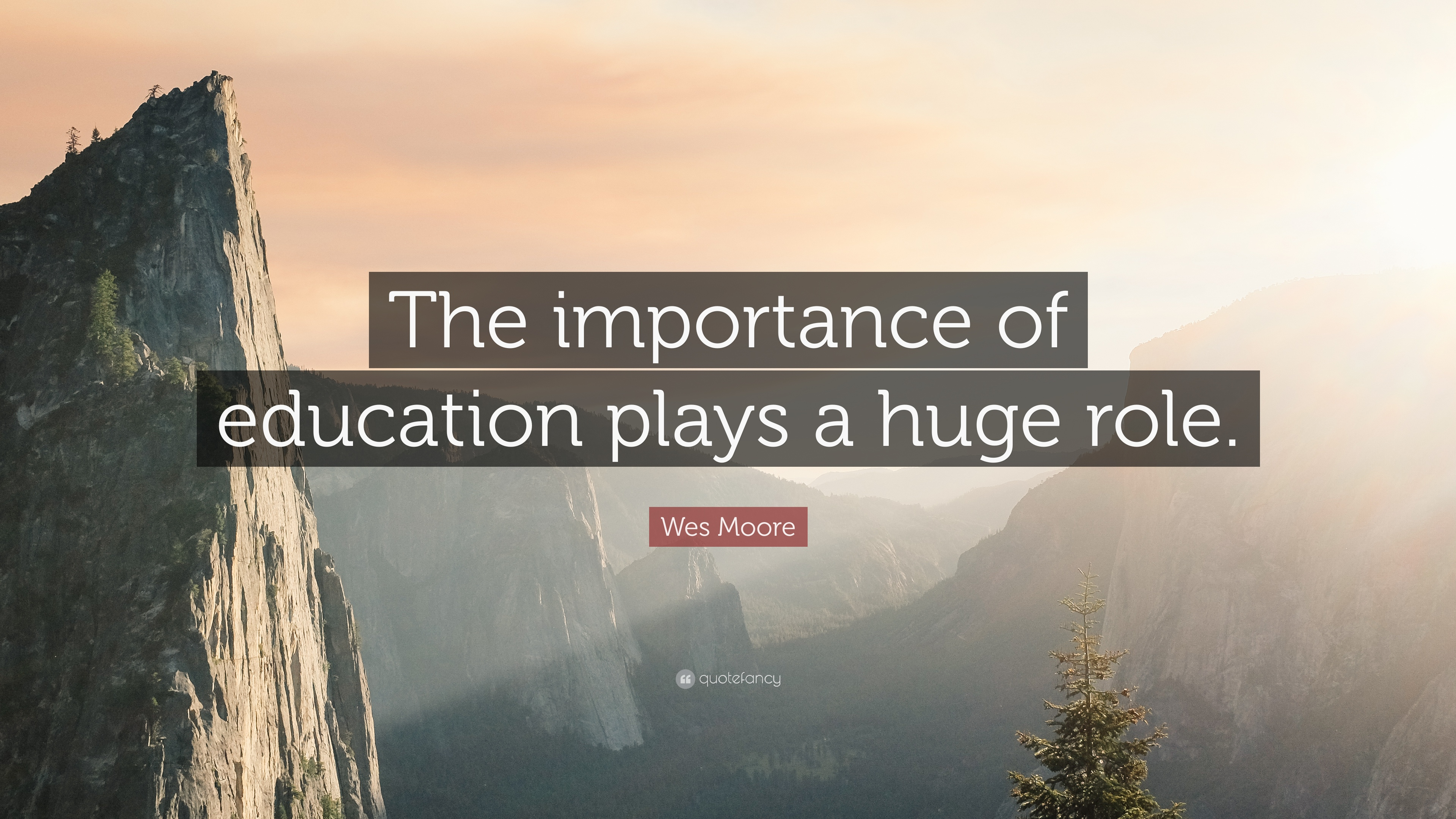 Wes moore education quotes