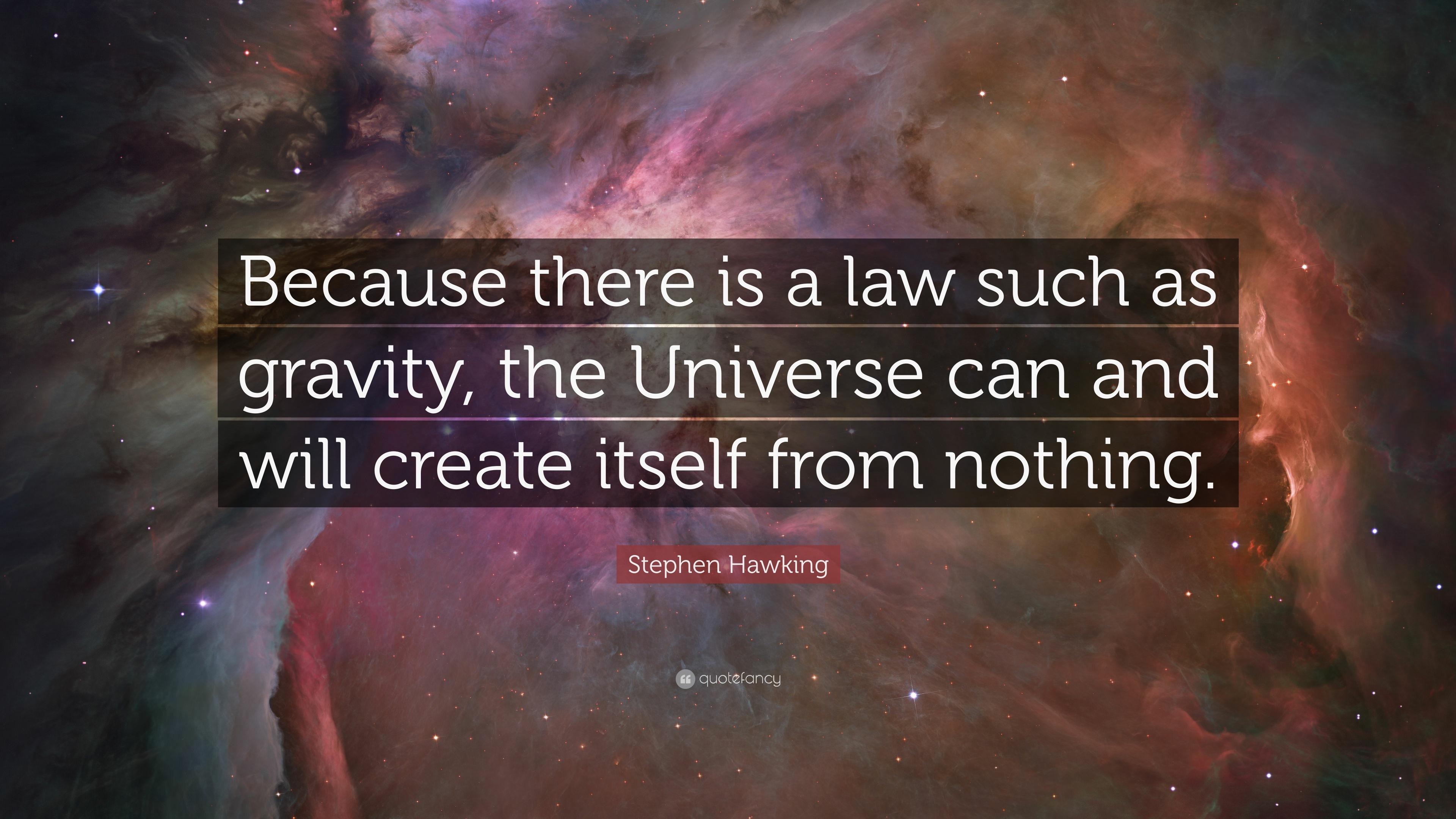 gravity quotes