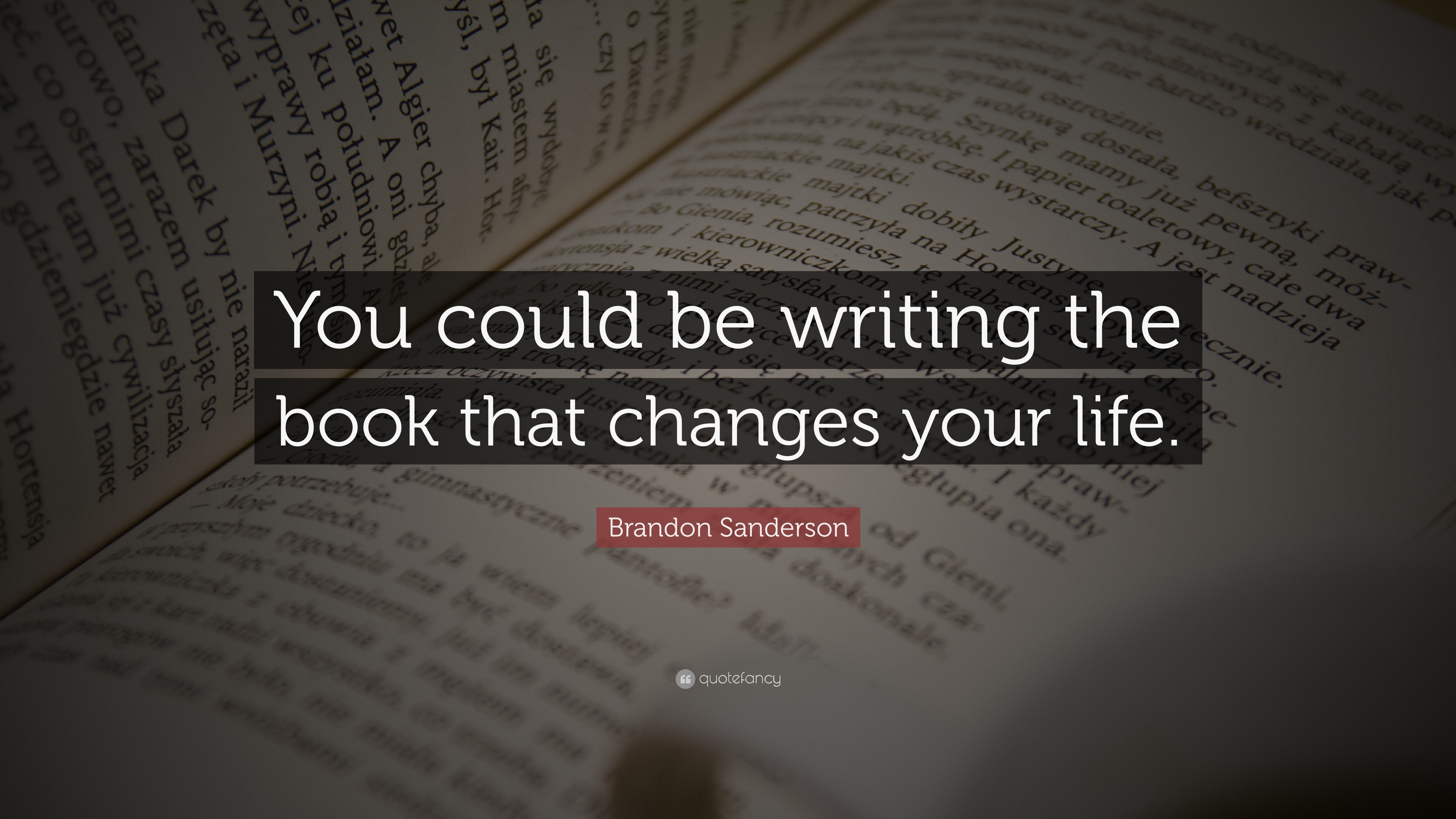 brandon sanderson writing advice from writers