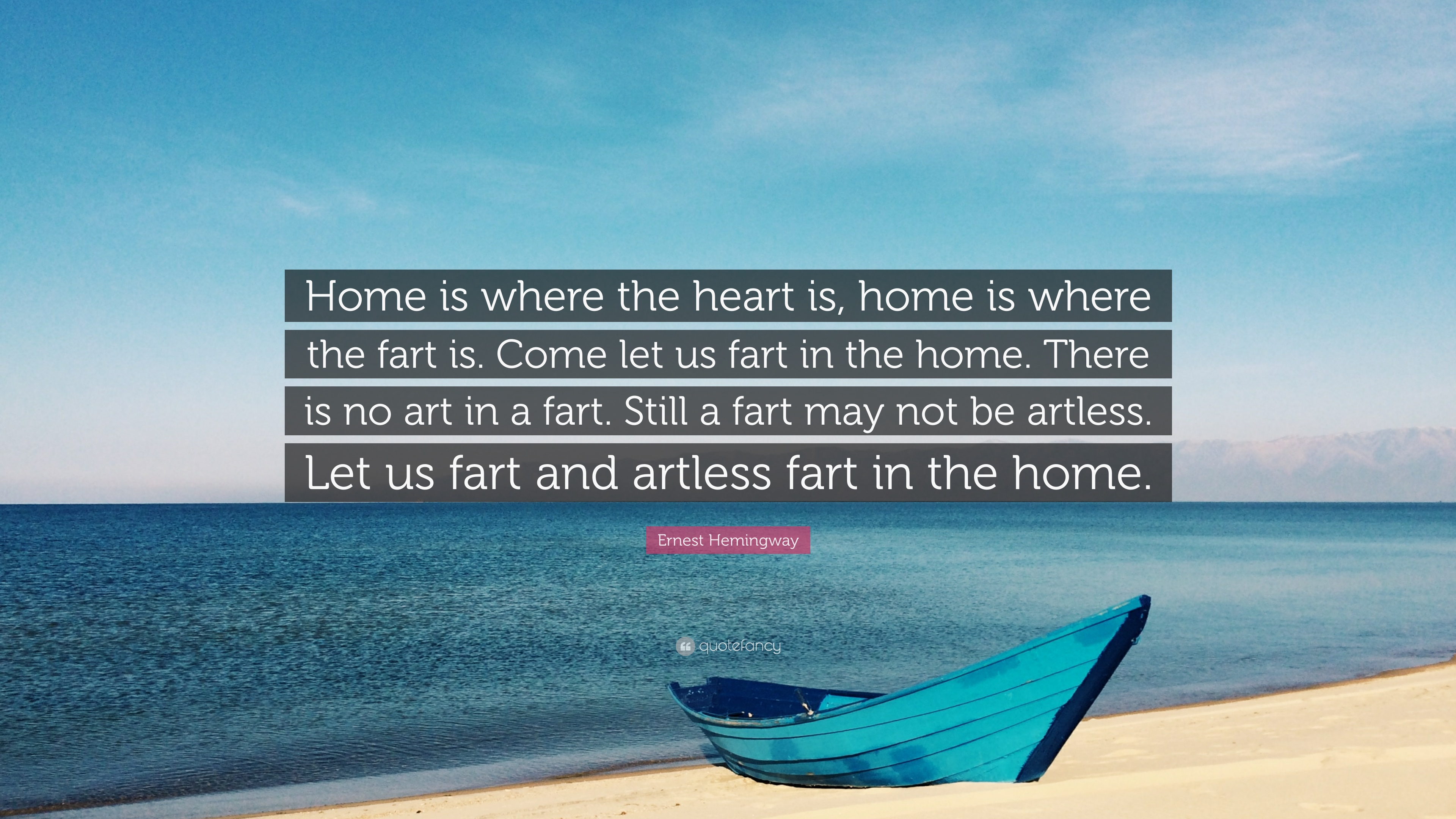 "Home Is Where The Heart Is Quote Ernest Hemingway Quote ""Home Is Where The Heart Is Home Is Where"
