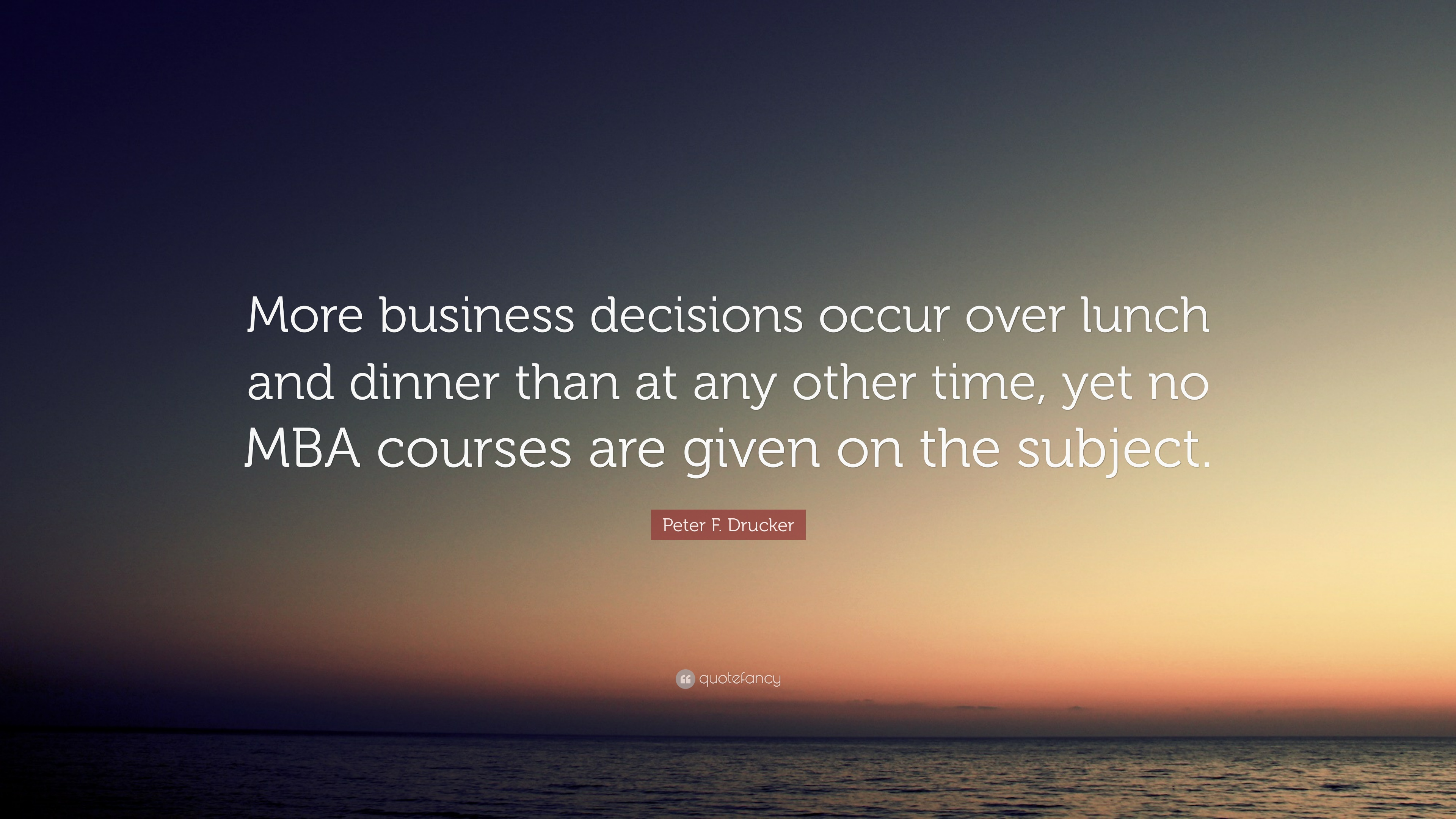 Lunch Time Quotes