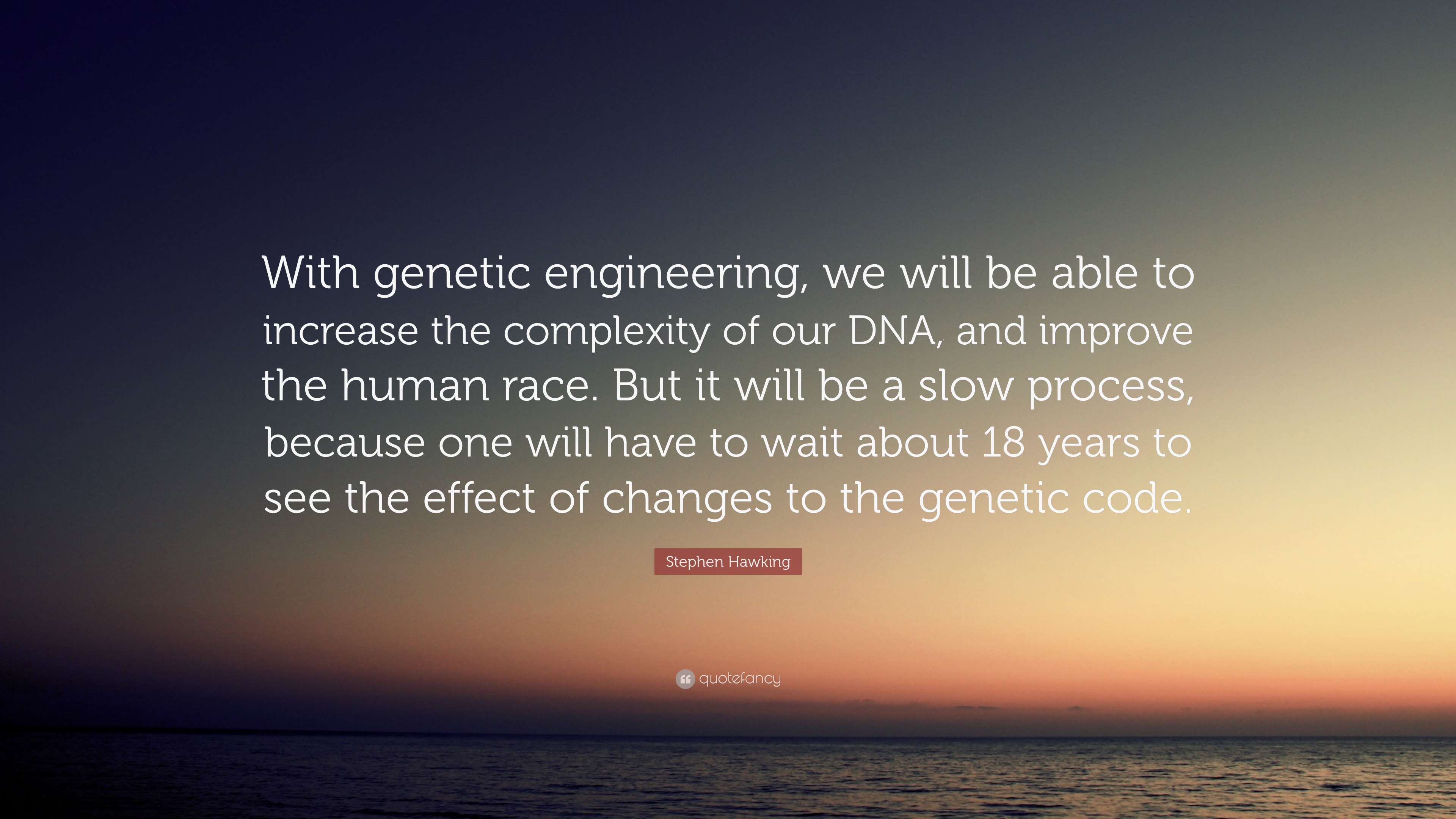 Human, Social, and Environmental Impacts of Human Genetic Engineering