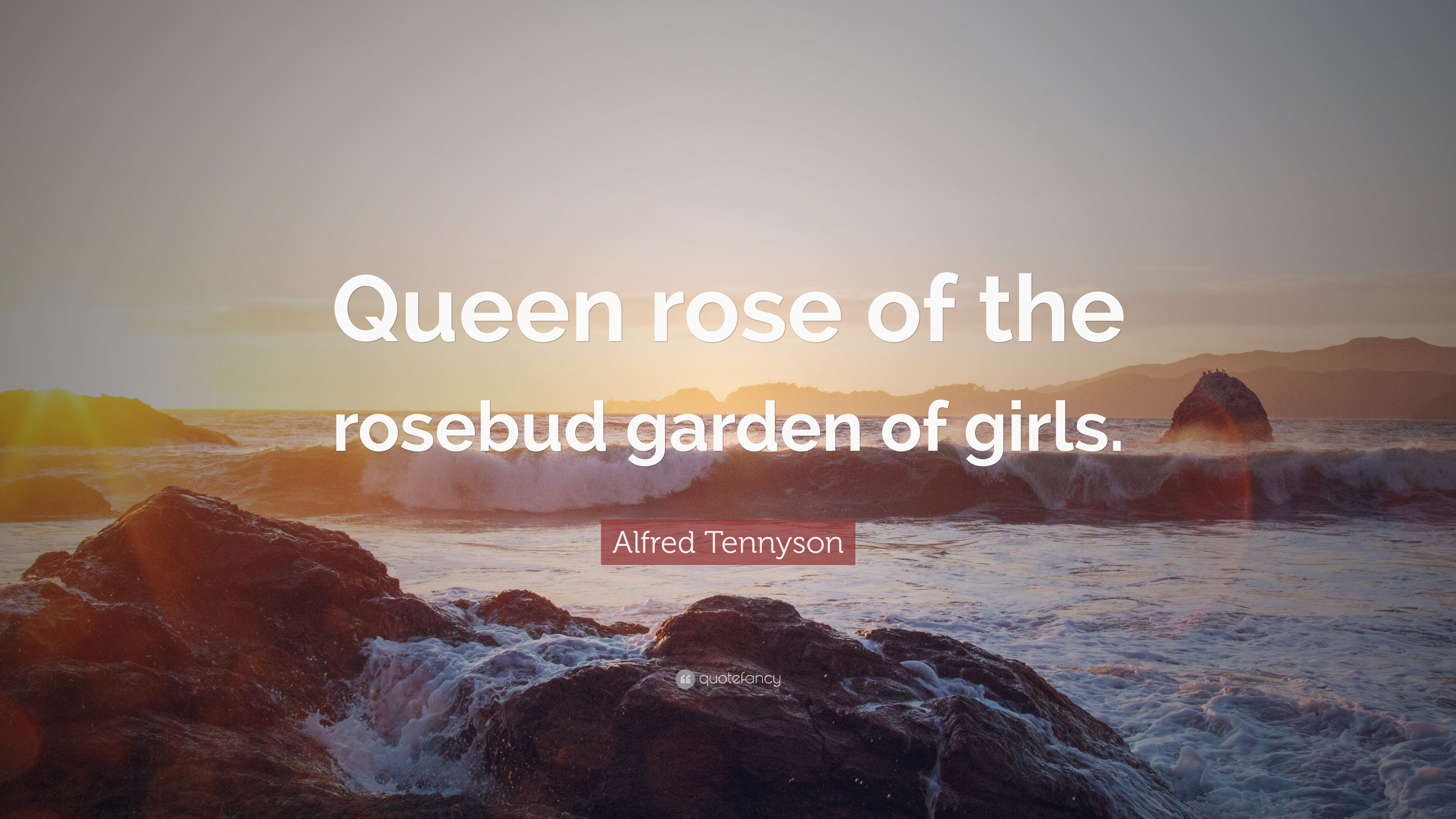 tennyson girls In 1946 phyllis tate composed a setting of tennyson's the lady of shalott popular folk duo the indigo girls refer to the lady of shalott in the song left me.