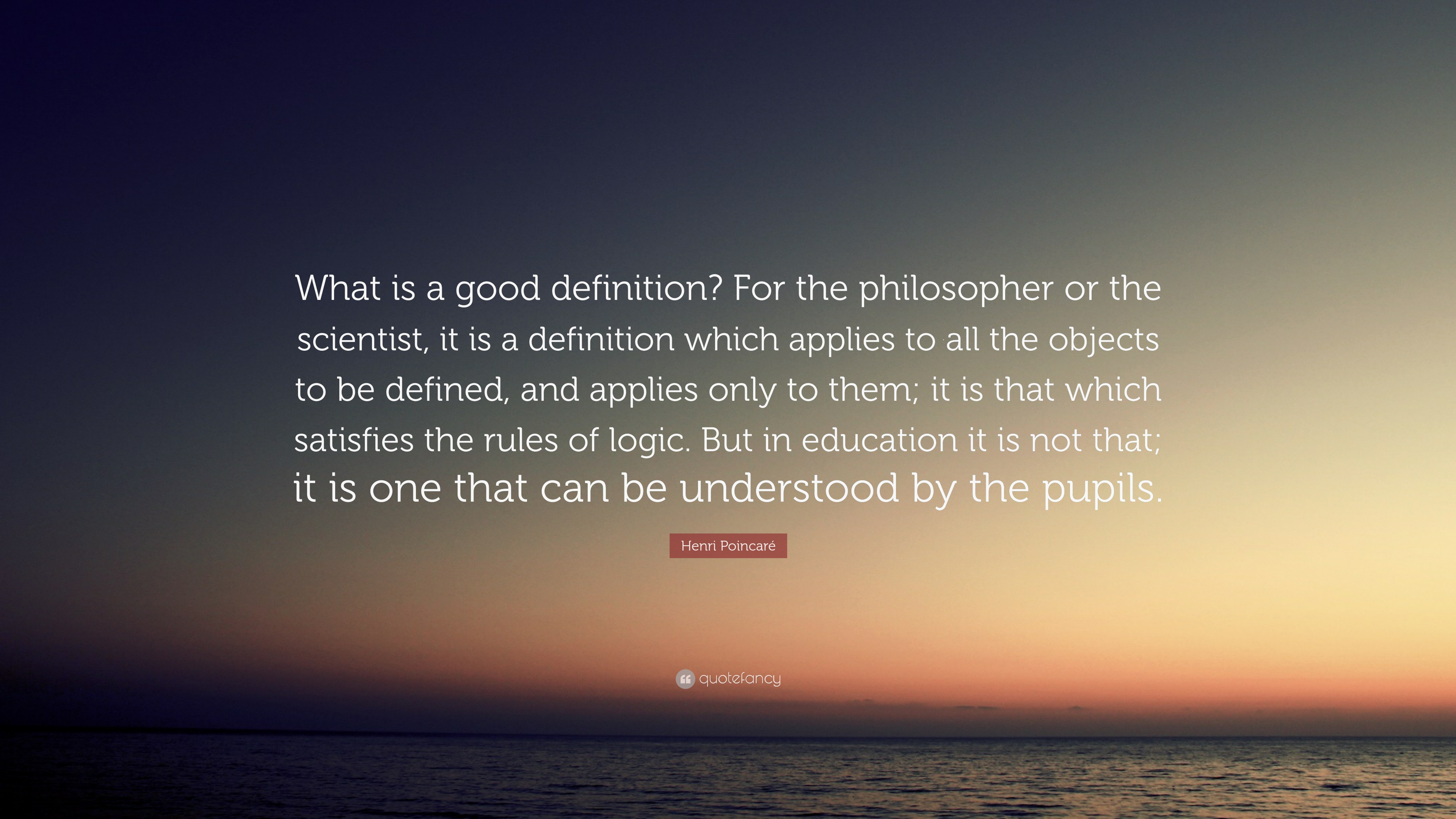 What is good (definition) 53