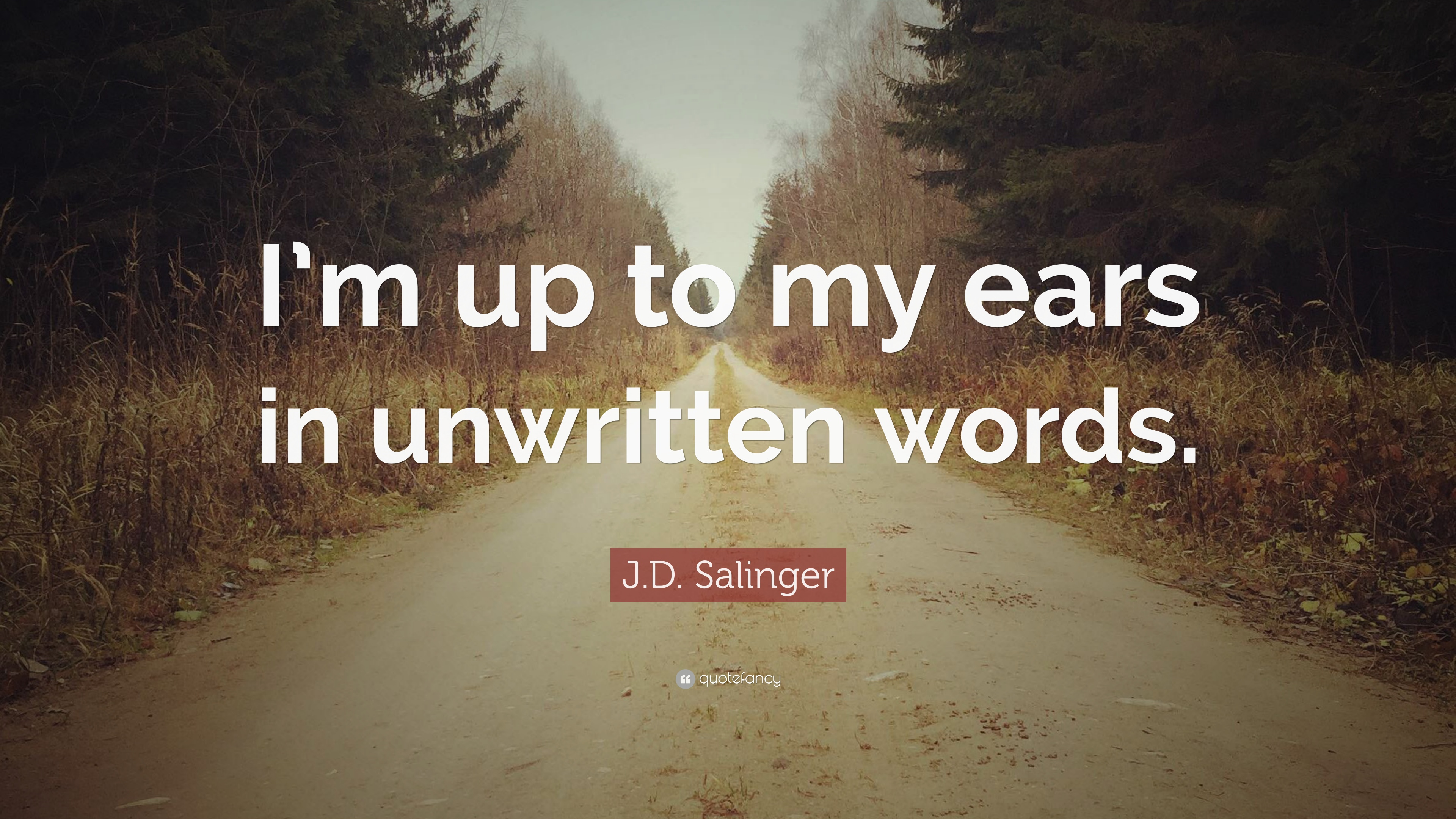 J.D. Salinger Quotes (100 Wallpapers)