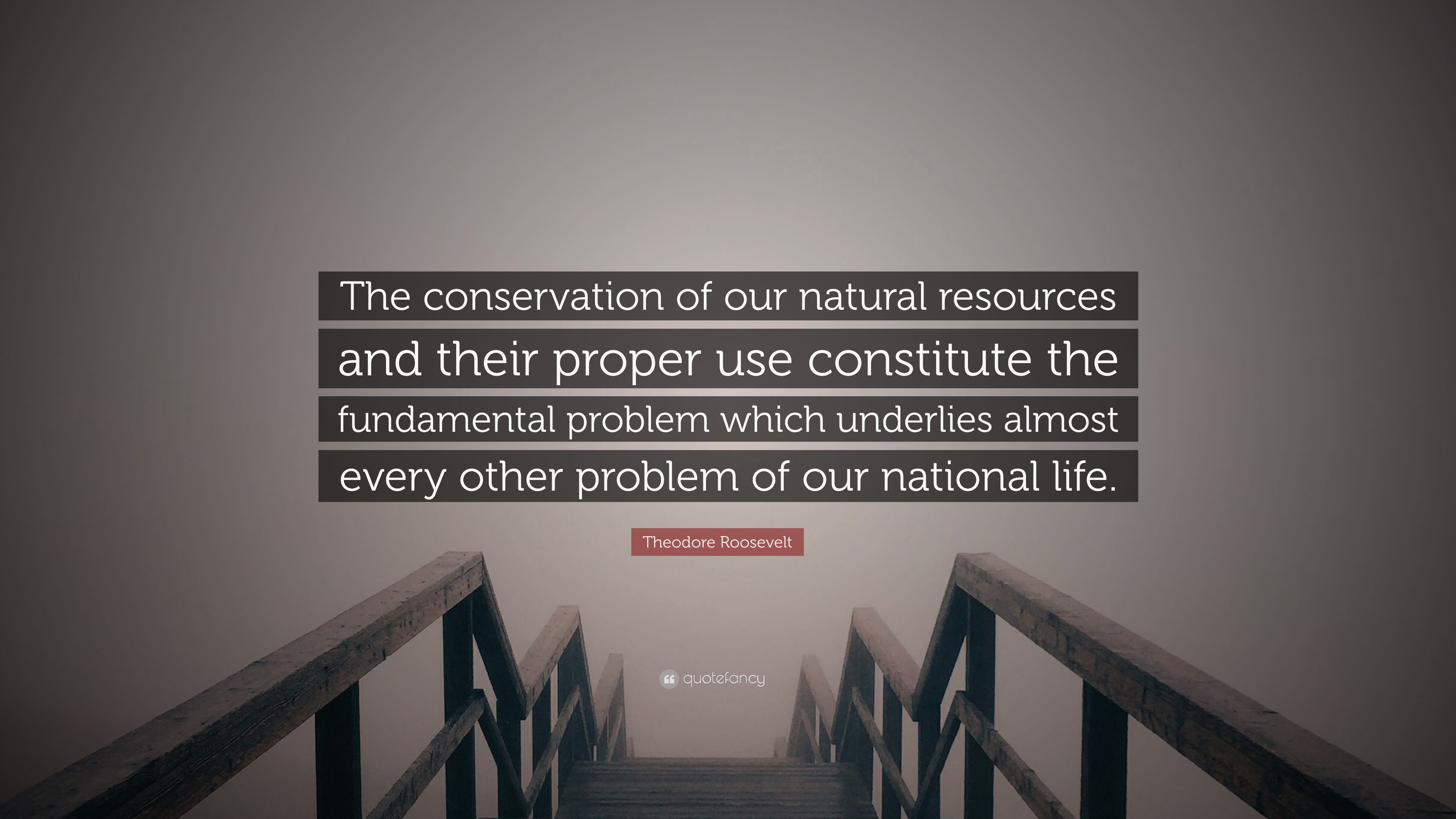 Beautiful Quotes On Conservation Of Natural Resources