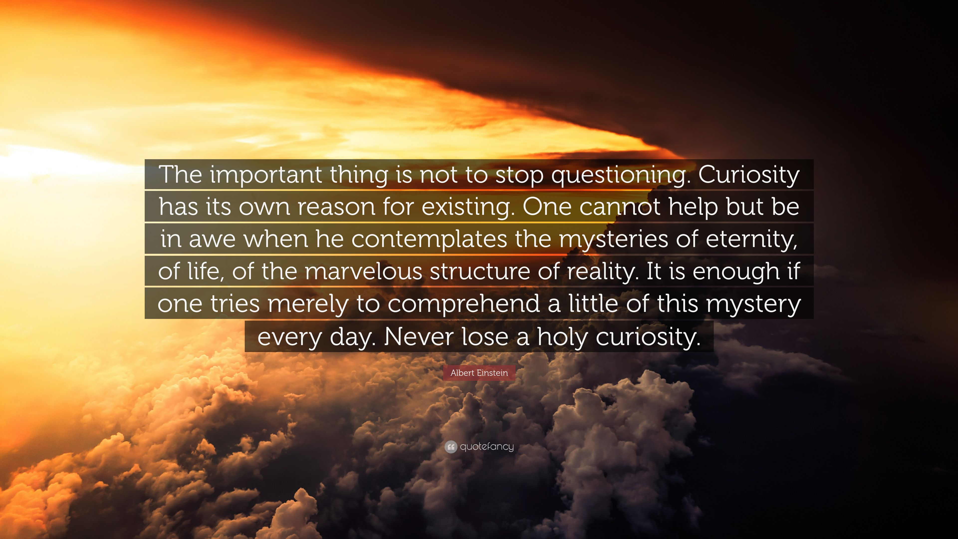 albert einstein quote   u201cthe important thing is not to stop