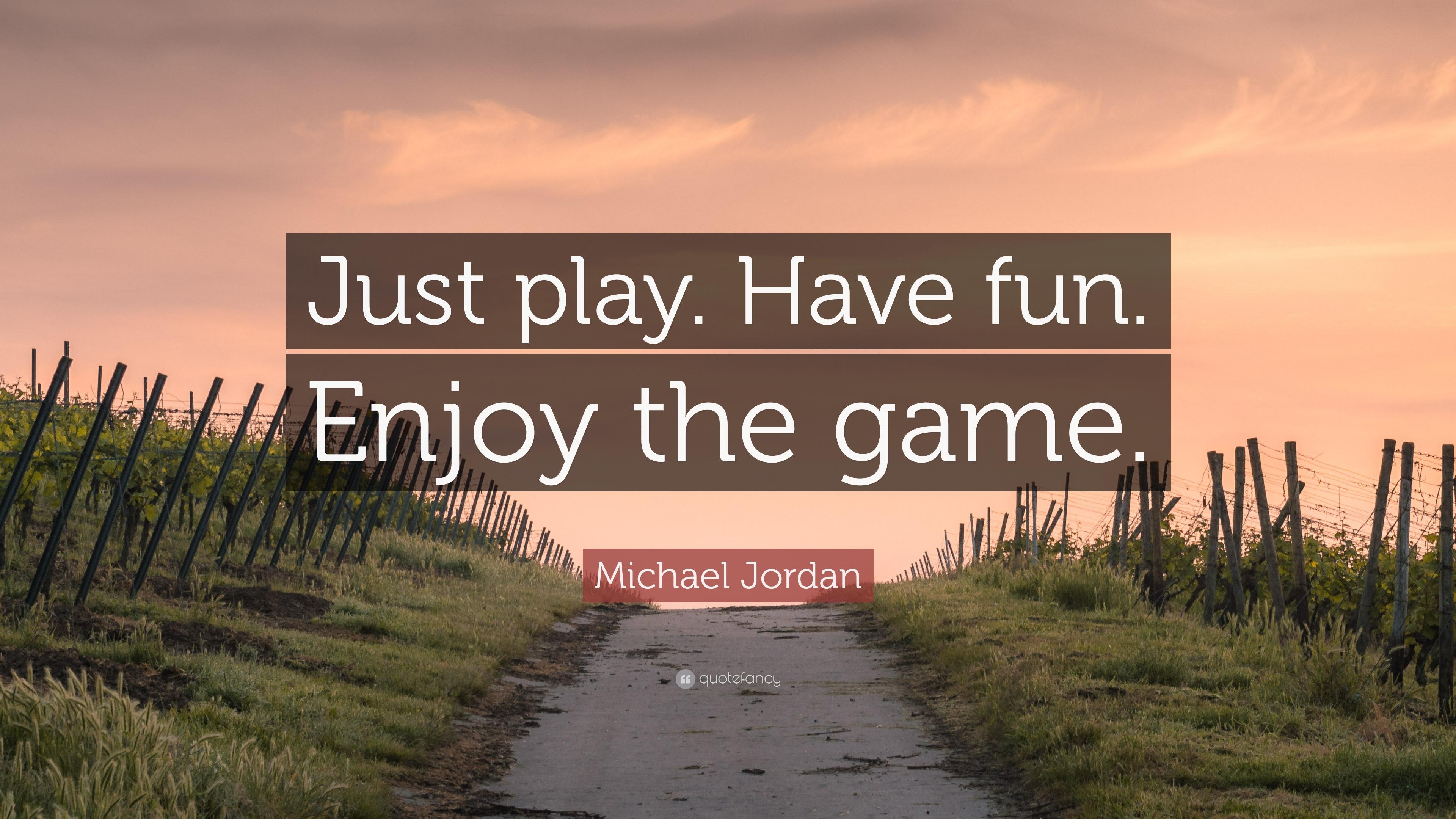 Just For Fun Spiel