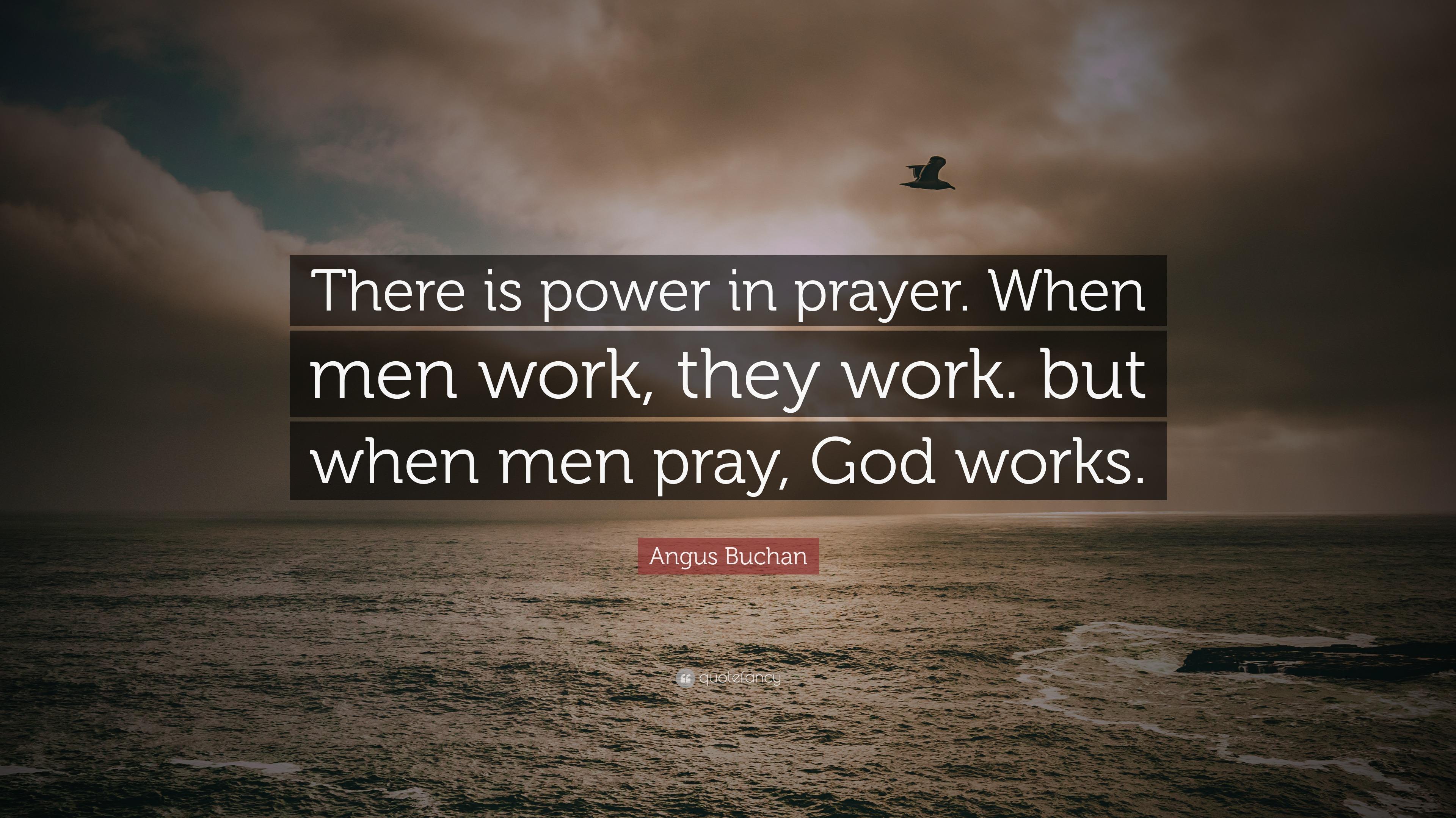 God wants to do many