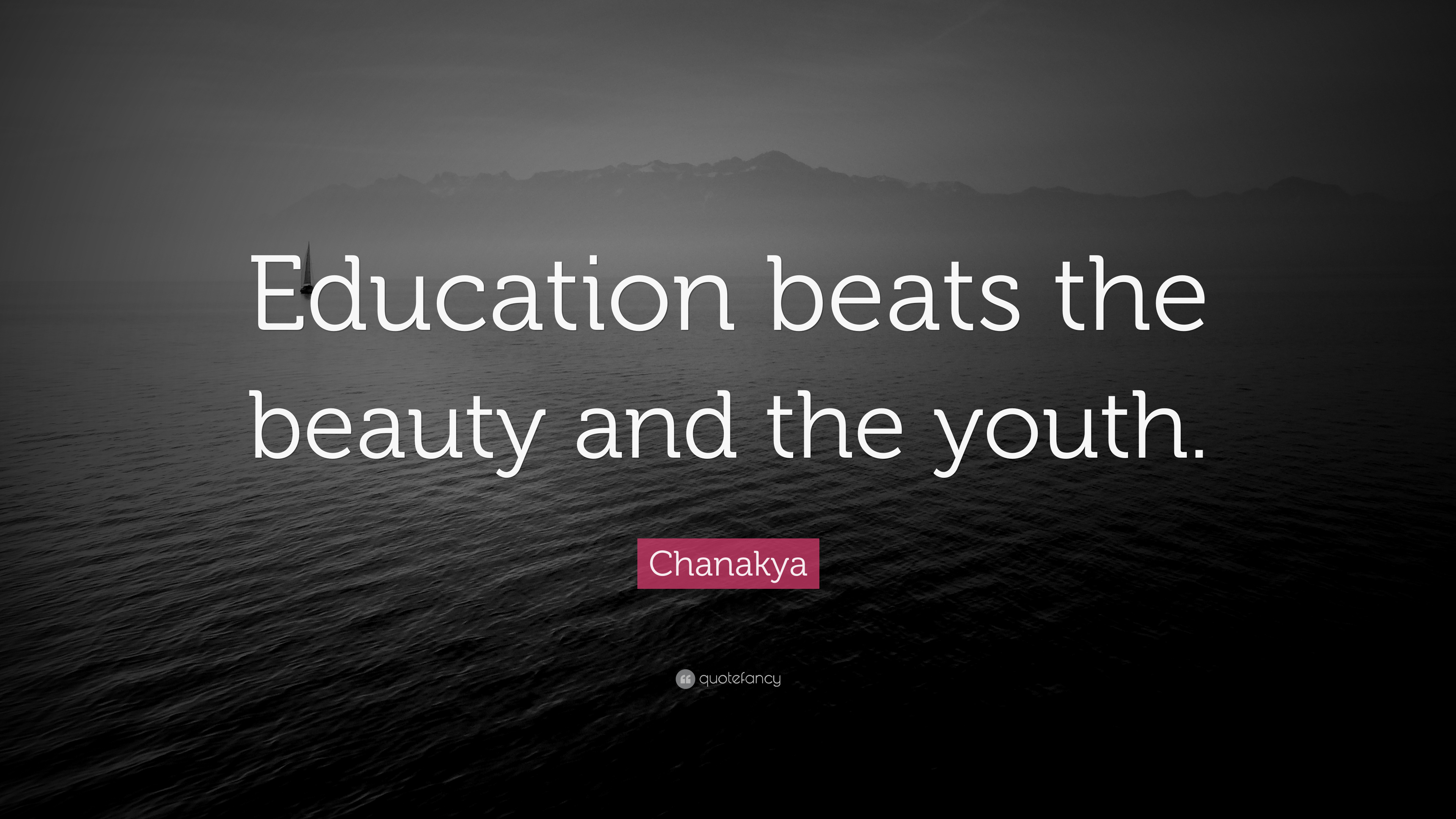 Chanakya Quote Education Beats The Beauty And The Youth 12