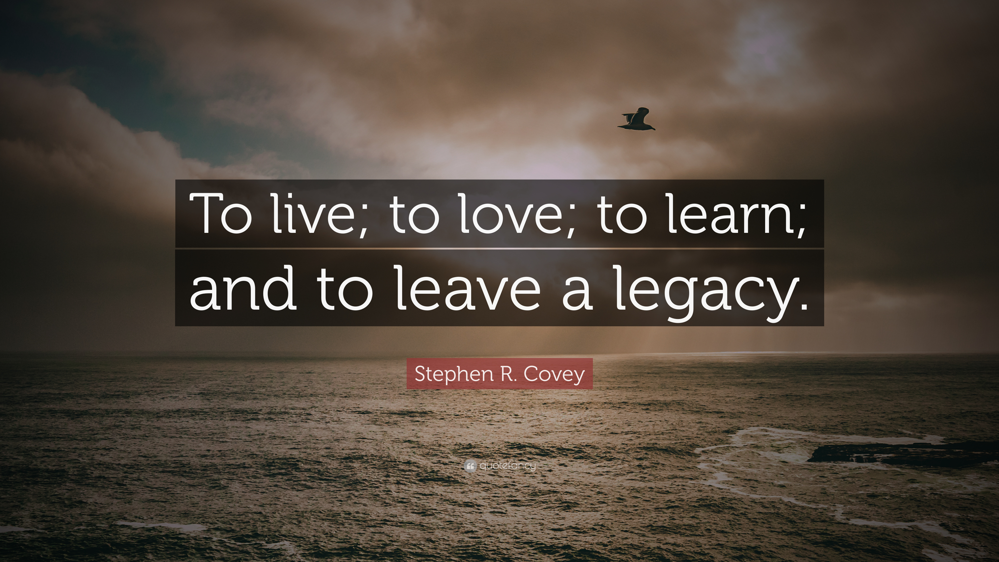 Live a Legacy, Leave a Legacy: Choosing to live with hope ...