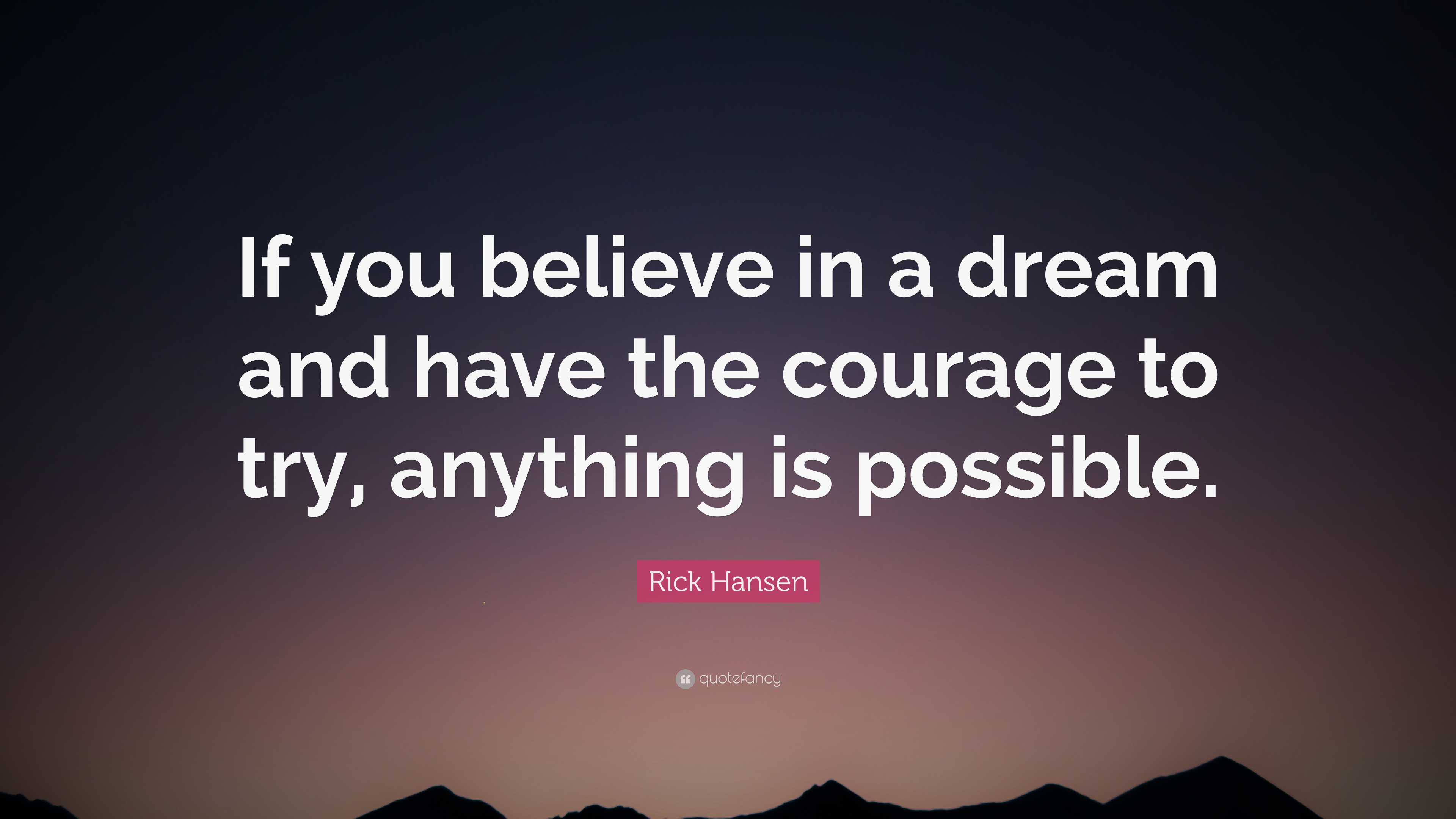 Image result for Rick Hansen quotes
