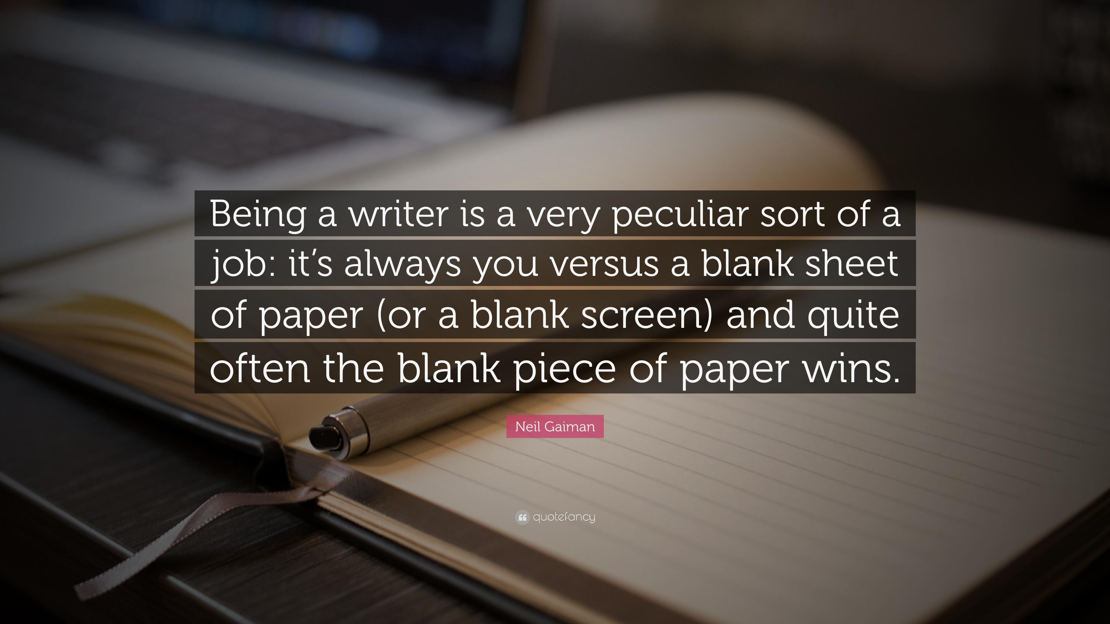 Thesis writer job