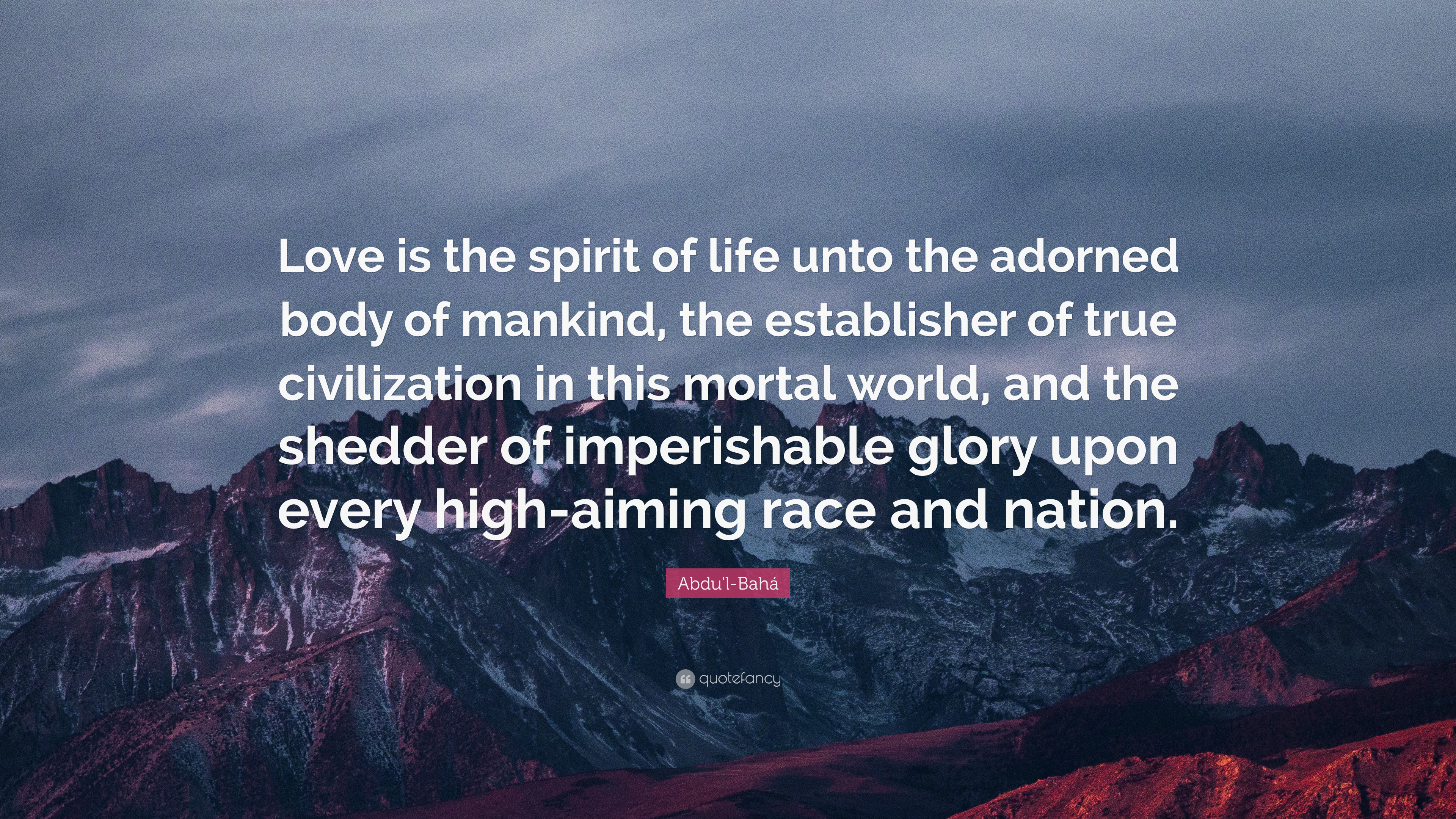 The spirit of this world is that it is in Christianity 8