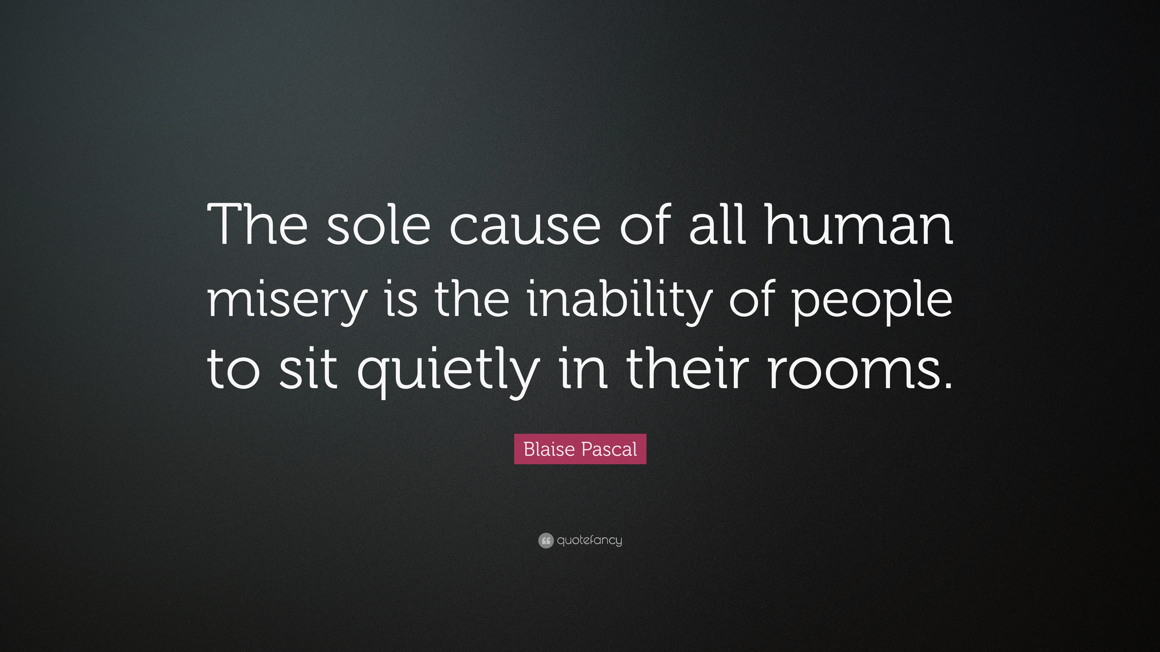 misery quotes