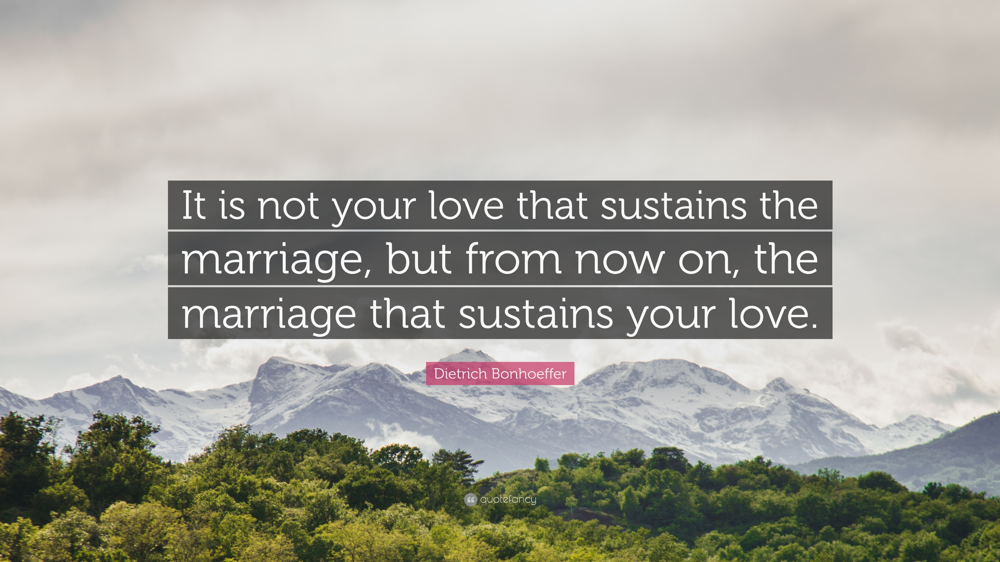 Image result for it is love that sustains a marriage quote