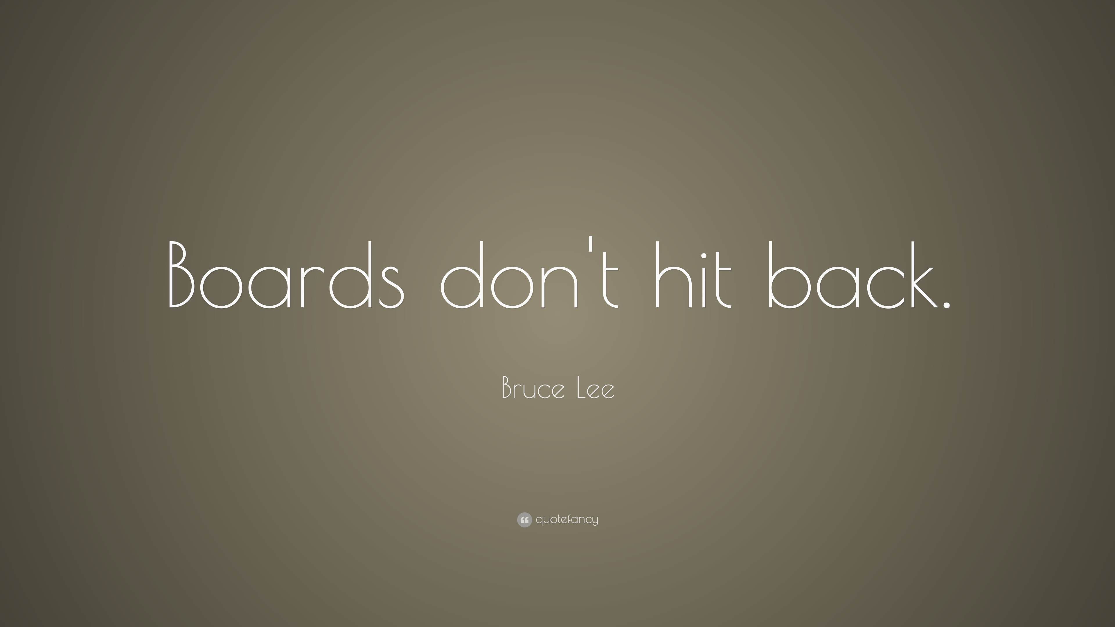 Bruce Lee Quote