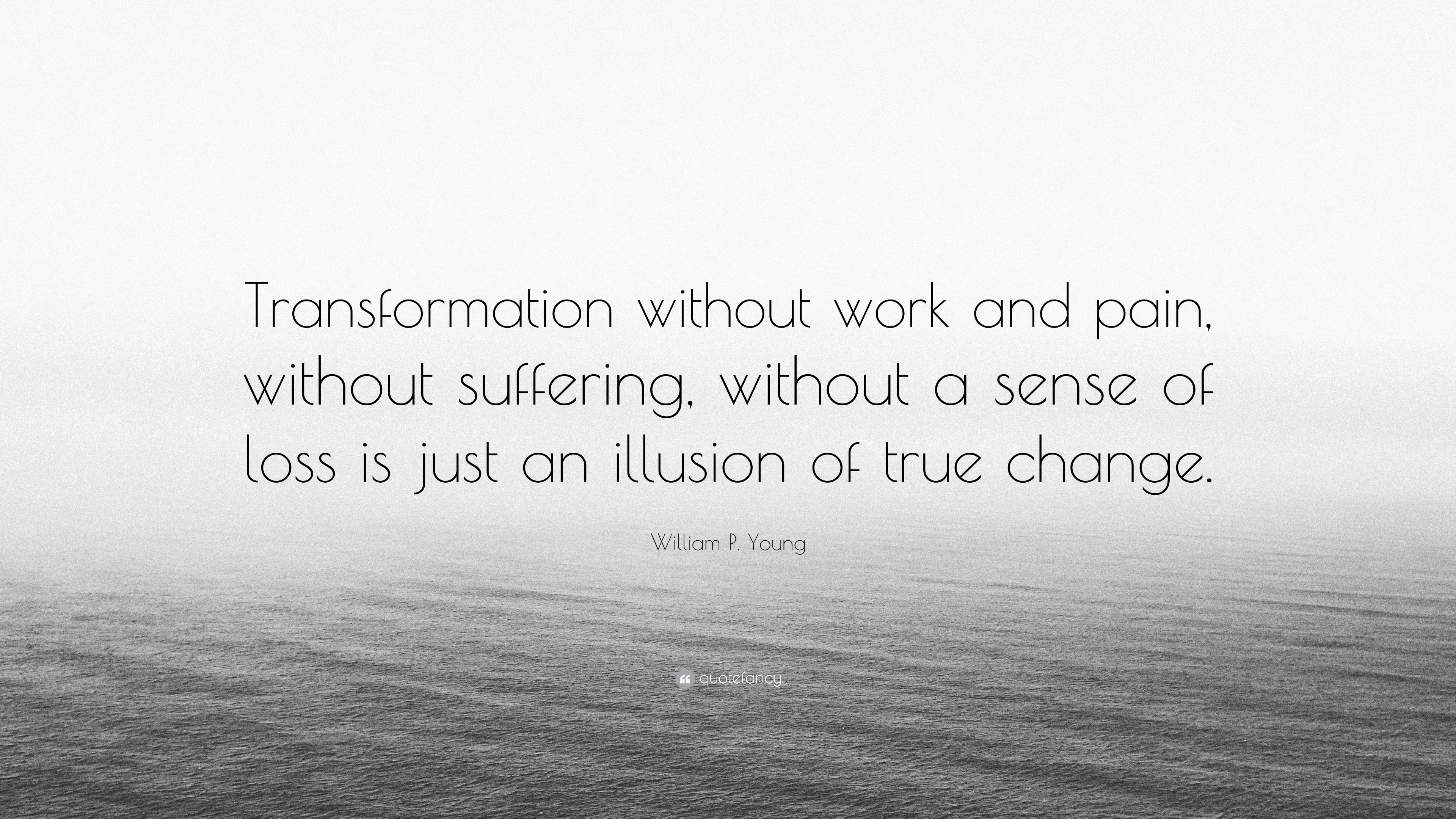 A Sense Of Loss