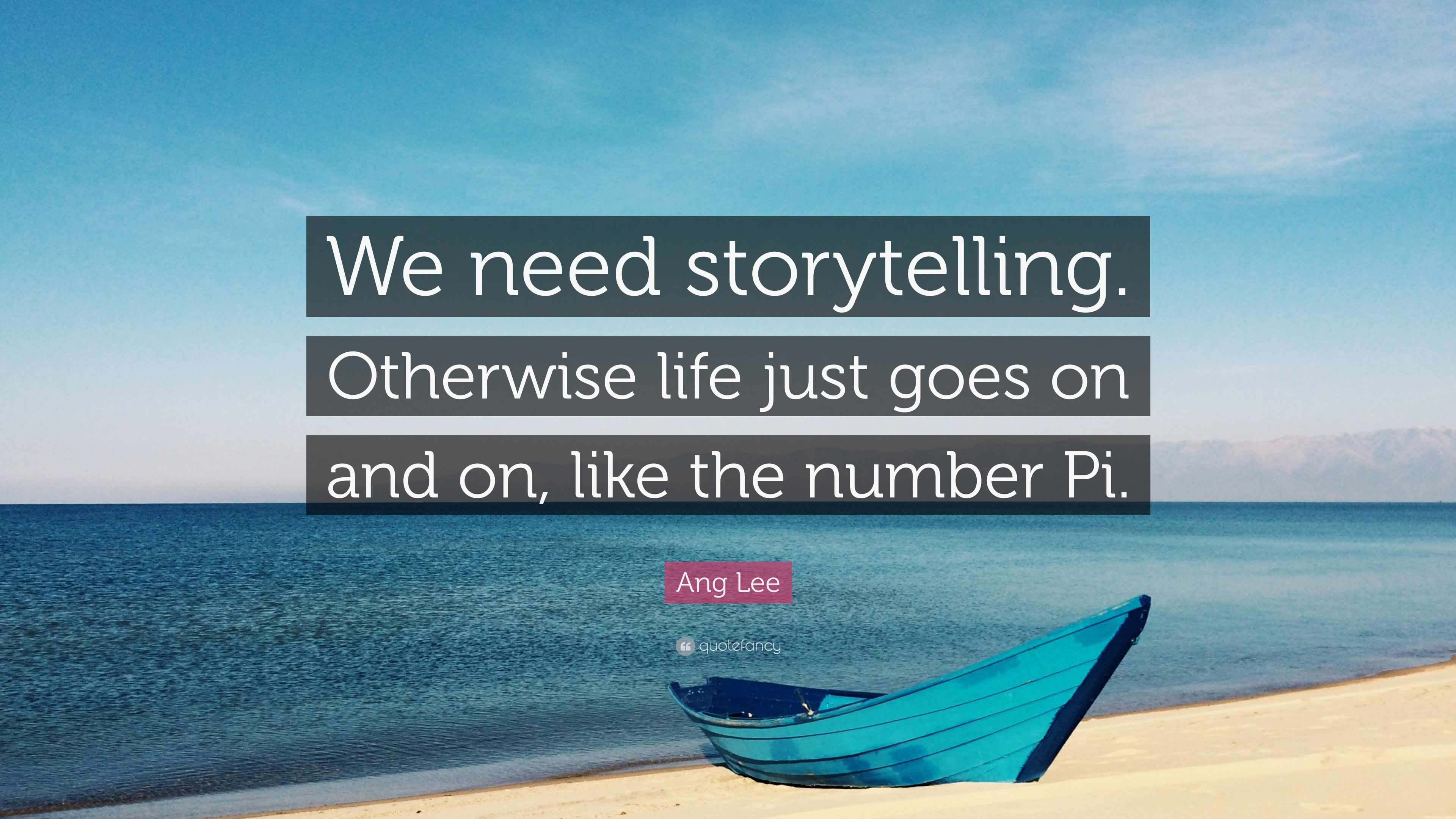 life of pi storytelling and religion In yann martel's life of pi, the theme of storytelling is life of pi, is a narrative of pi's life from this novel is about religion and how.