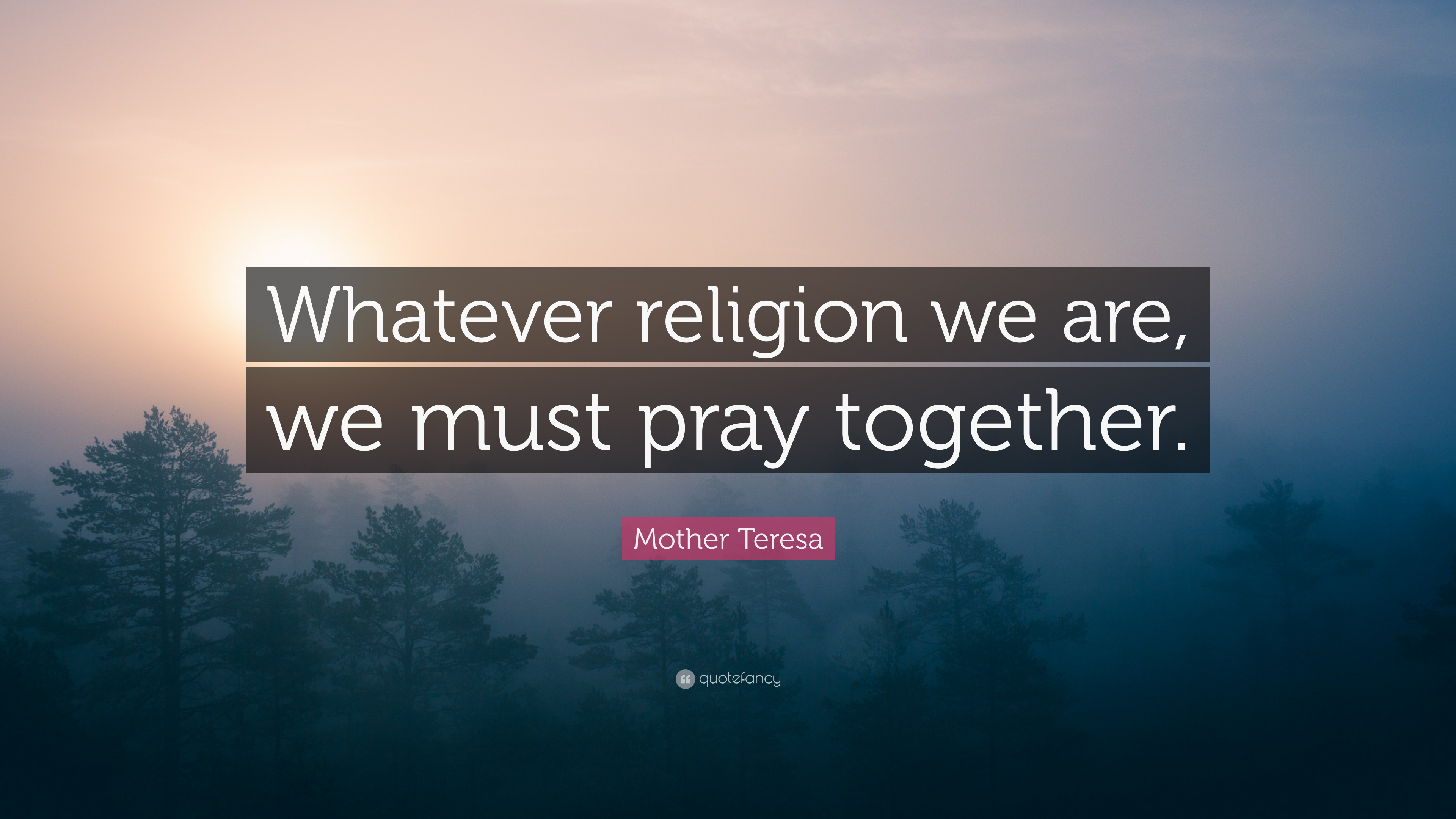 Why we need to pray together — photo 1