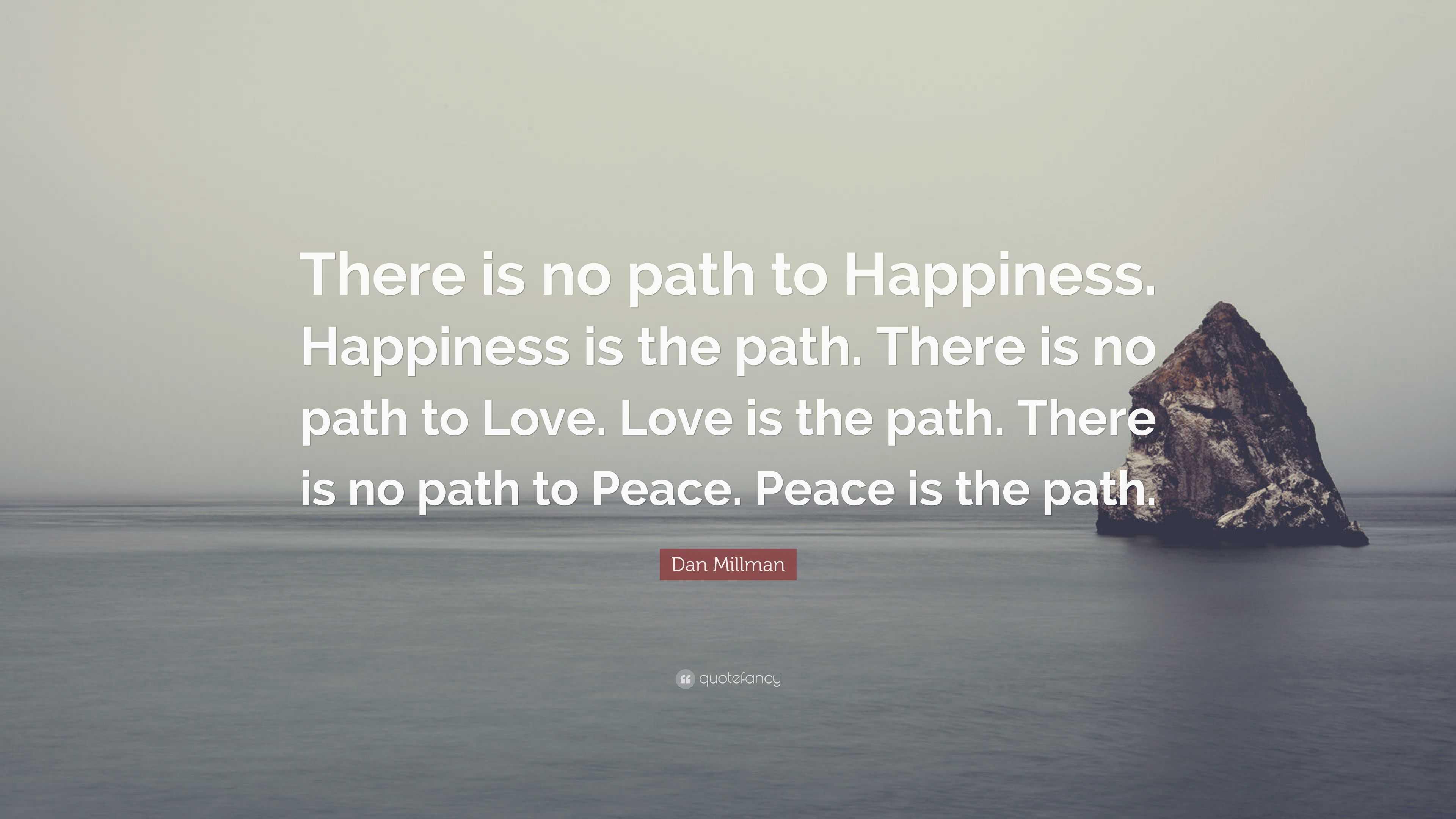 Simplicity path peace