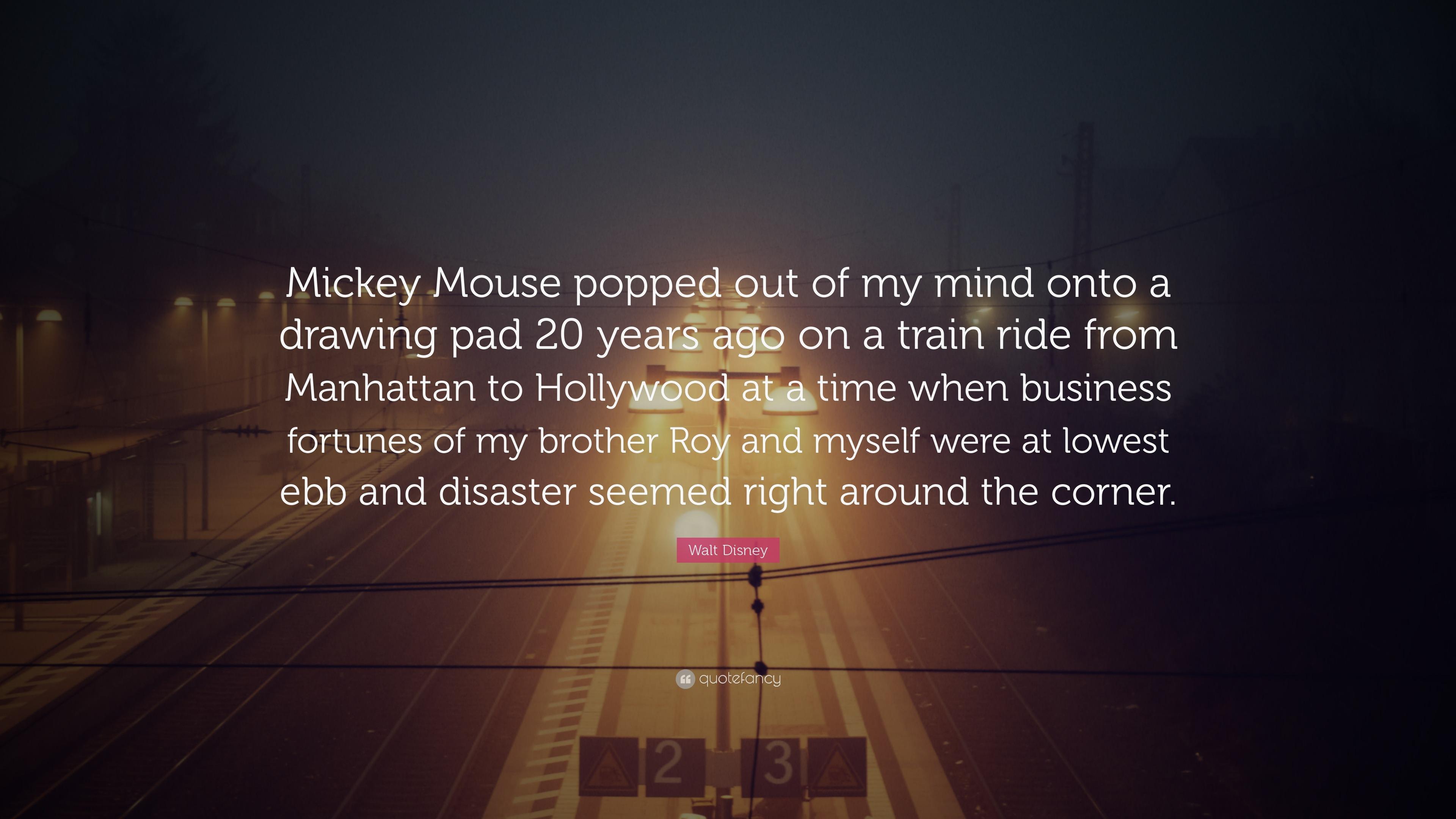 Walt Disney Quotes 26 Wallpapers Quotefancy