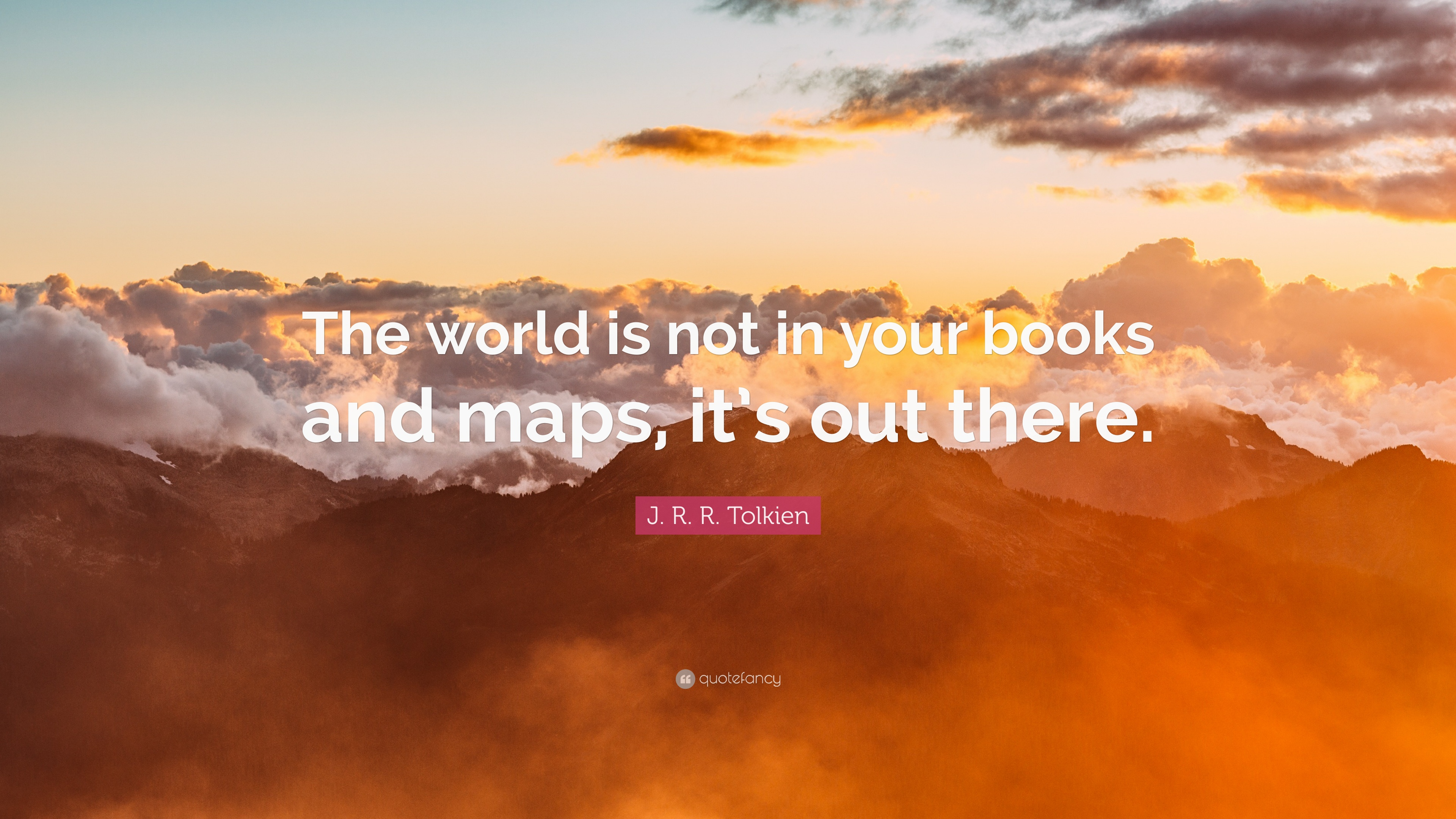 J r r tolkien quotes 100 wallpapers quotefancy - The world is yours wallpaper ...