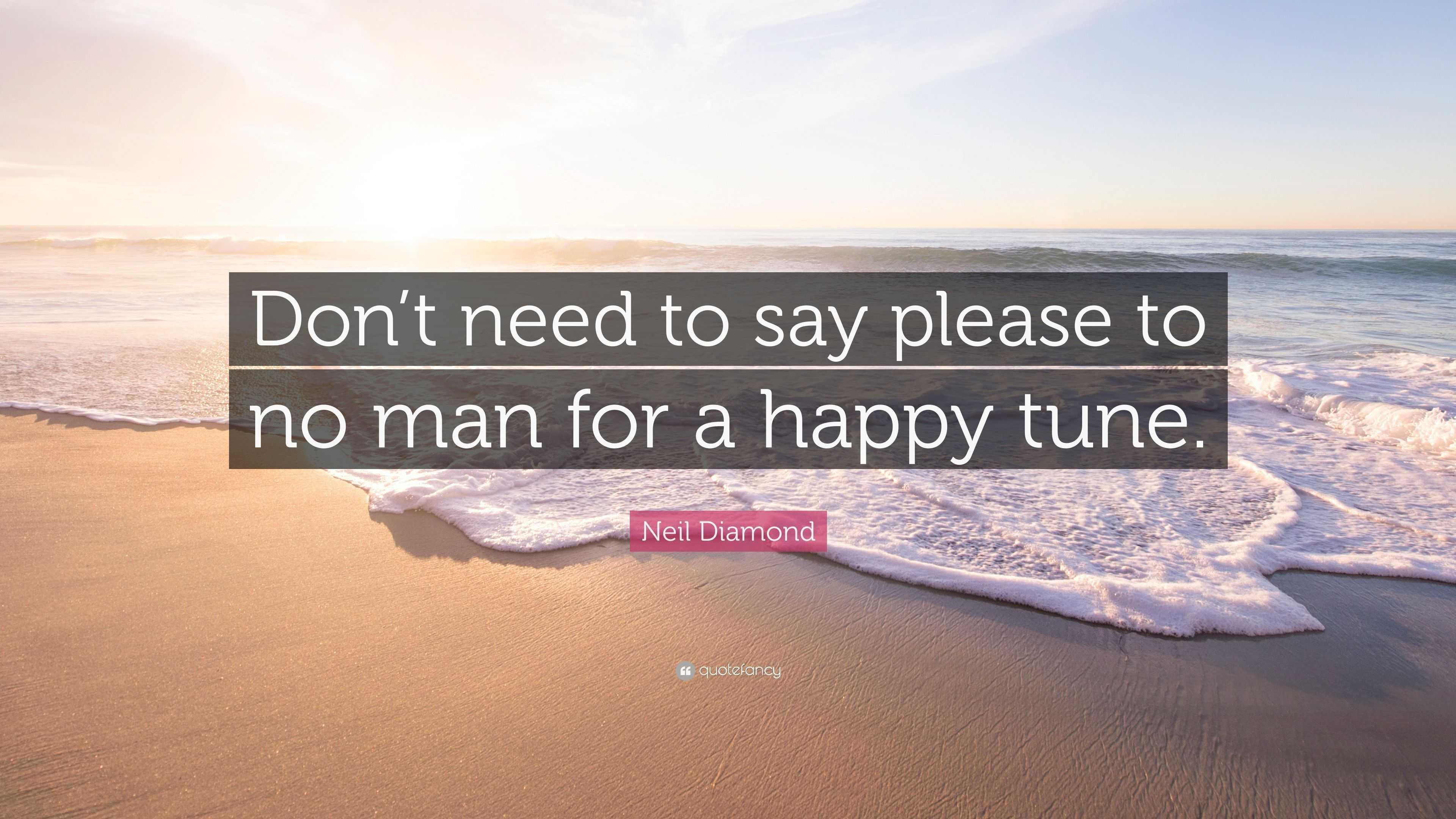 And i need my man