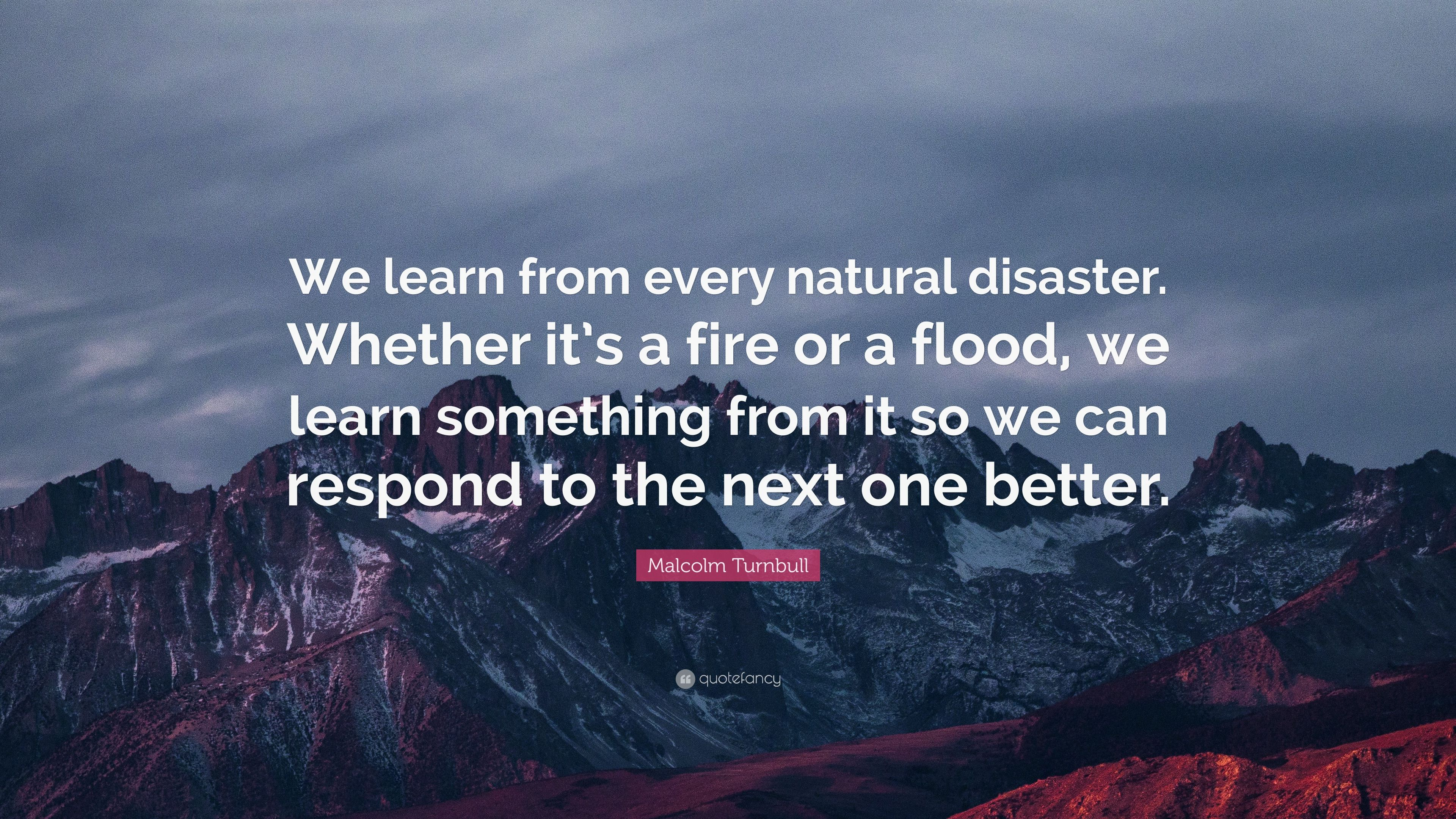 disasters to success