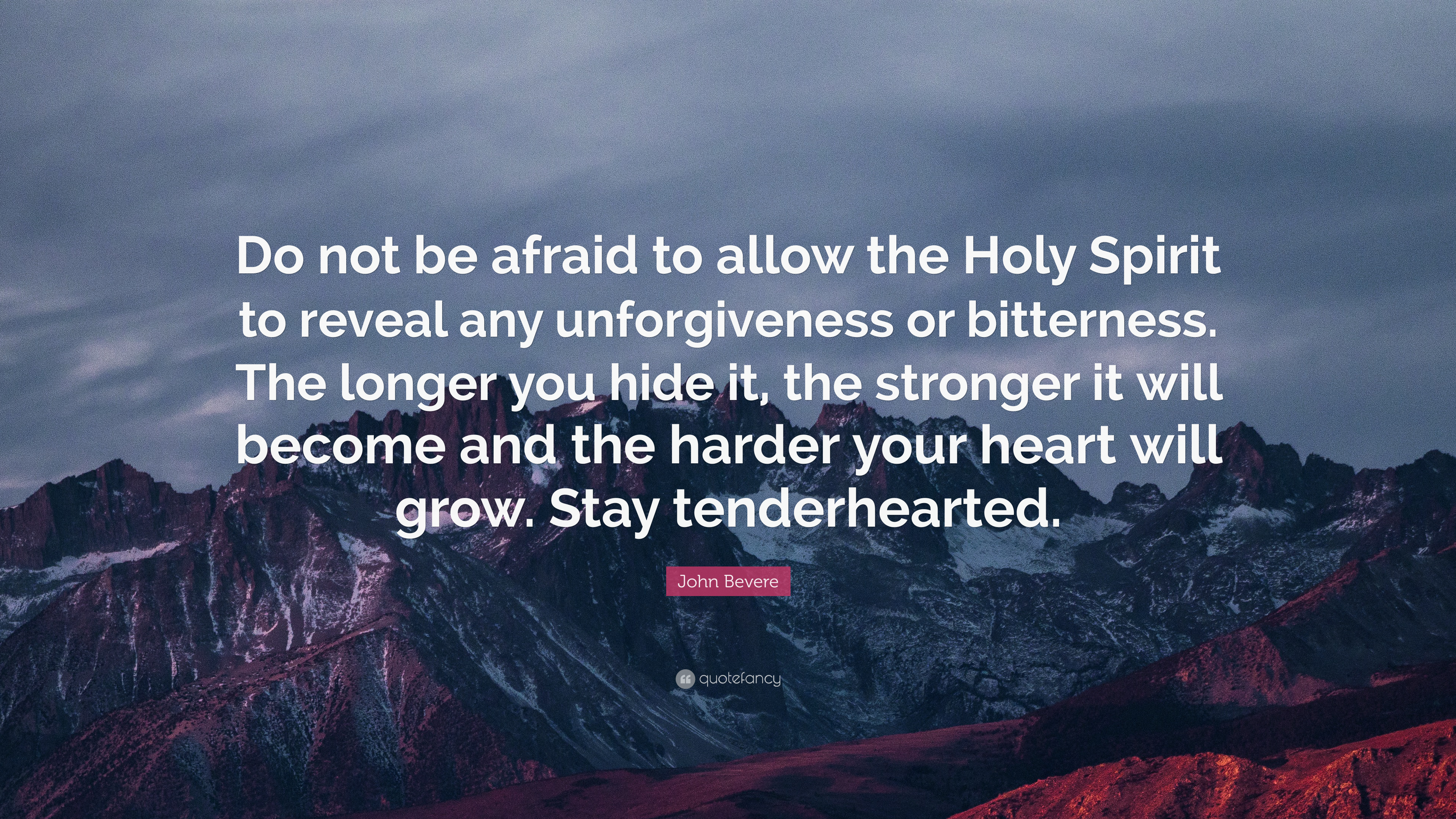 "Quotes About The Holy Spirit John Bevere Quote ""Do Not Be Afraid To Allow The Holy Spirit To"