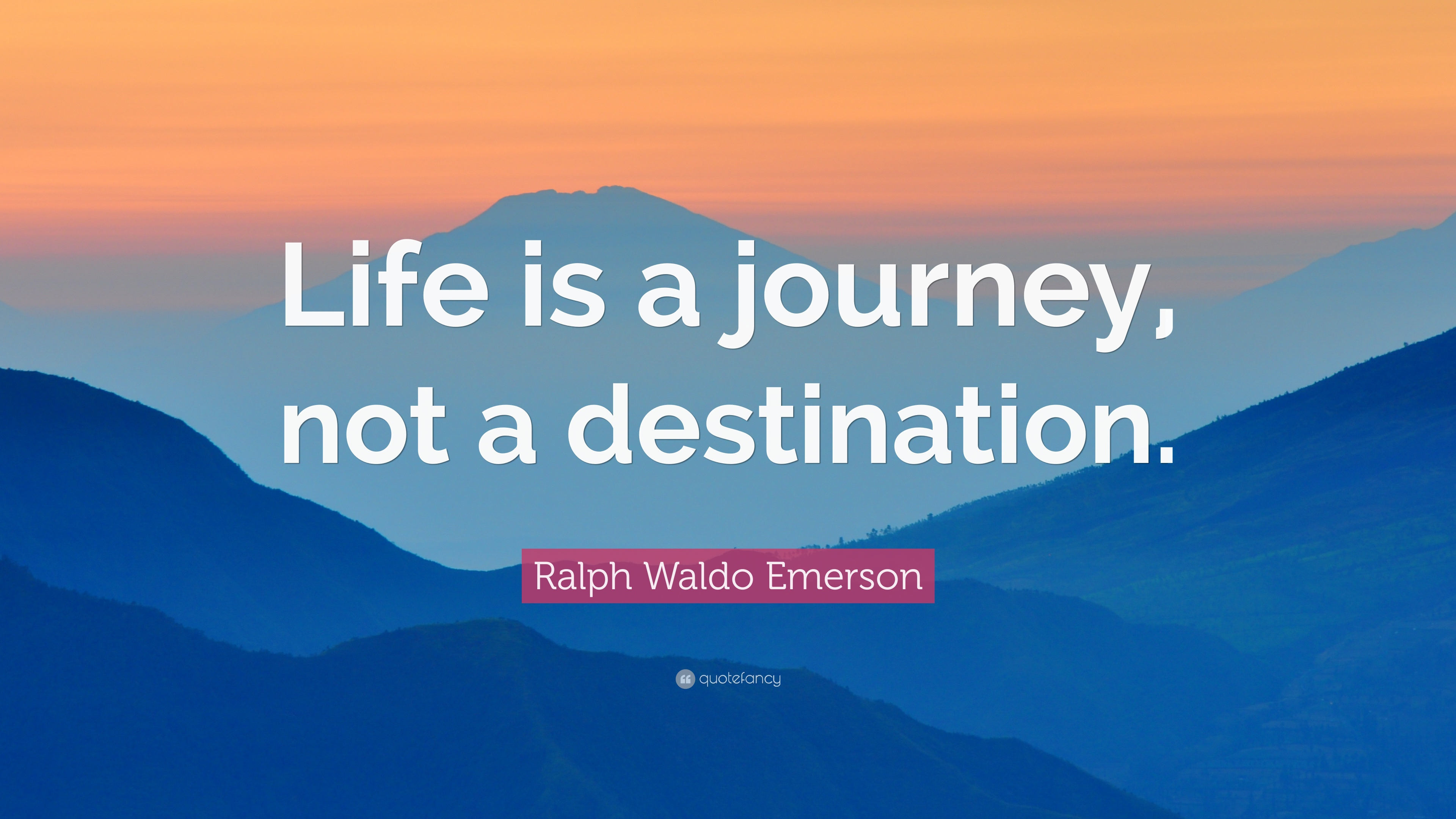 life is journey essay