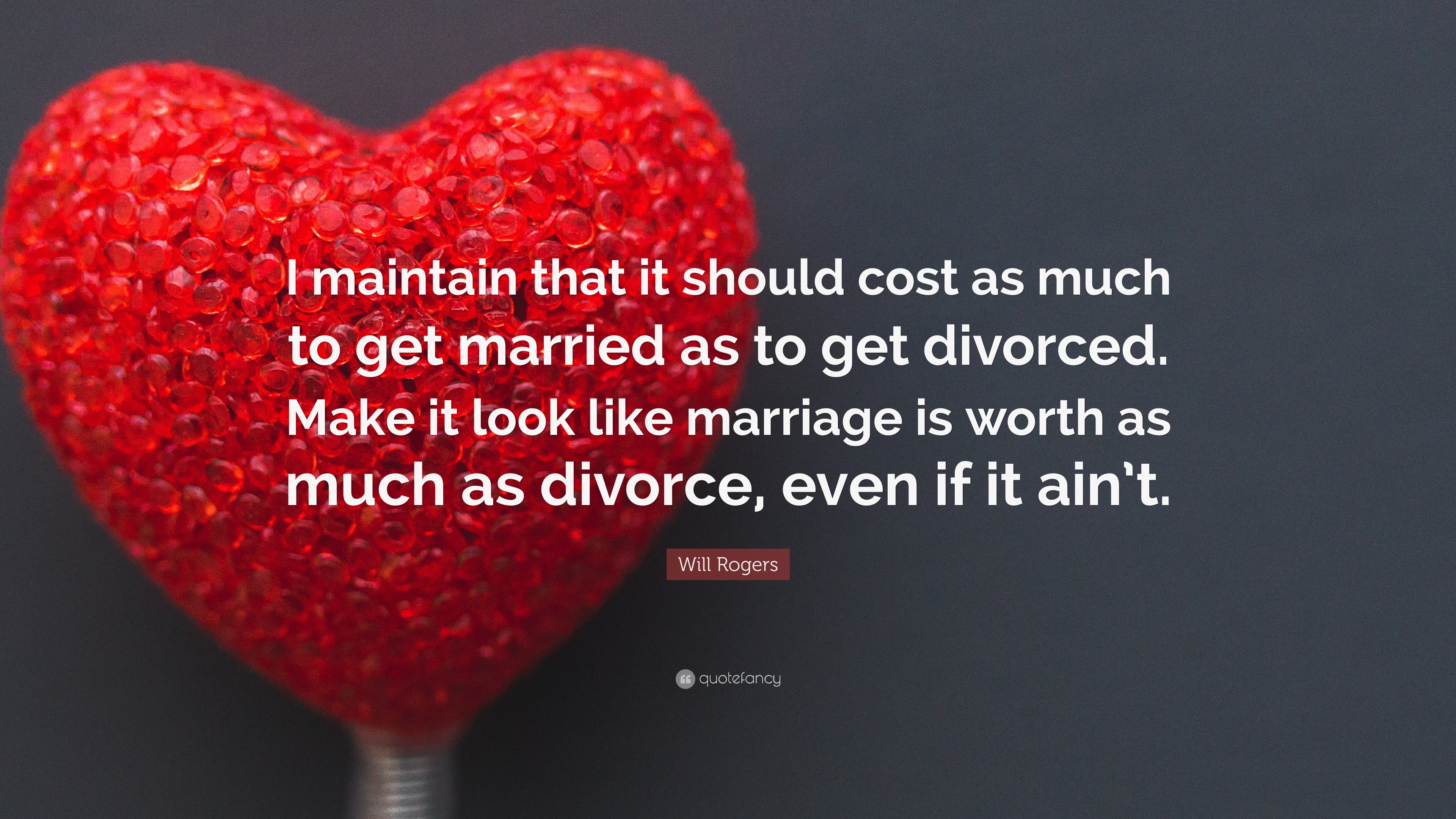 Is it worth it to get divorced