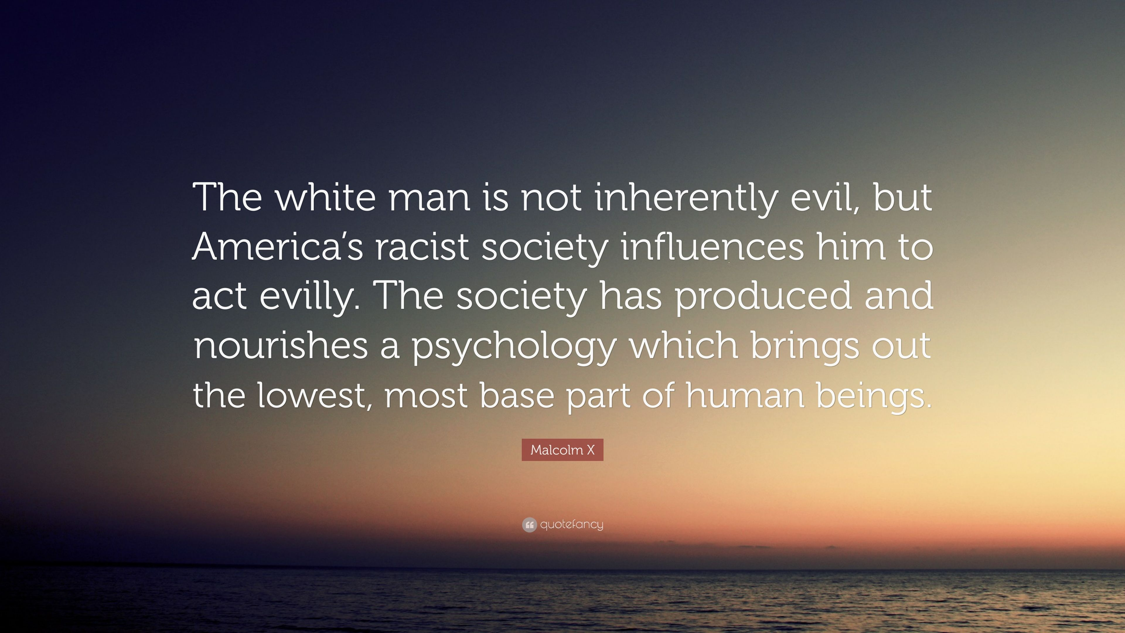 Is Mankind Inherently Good or Evil?